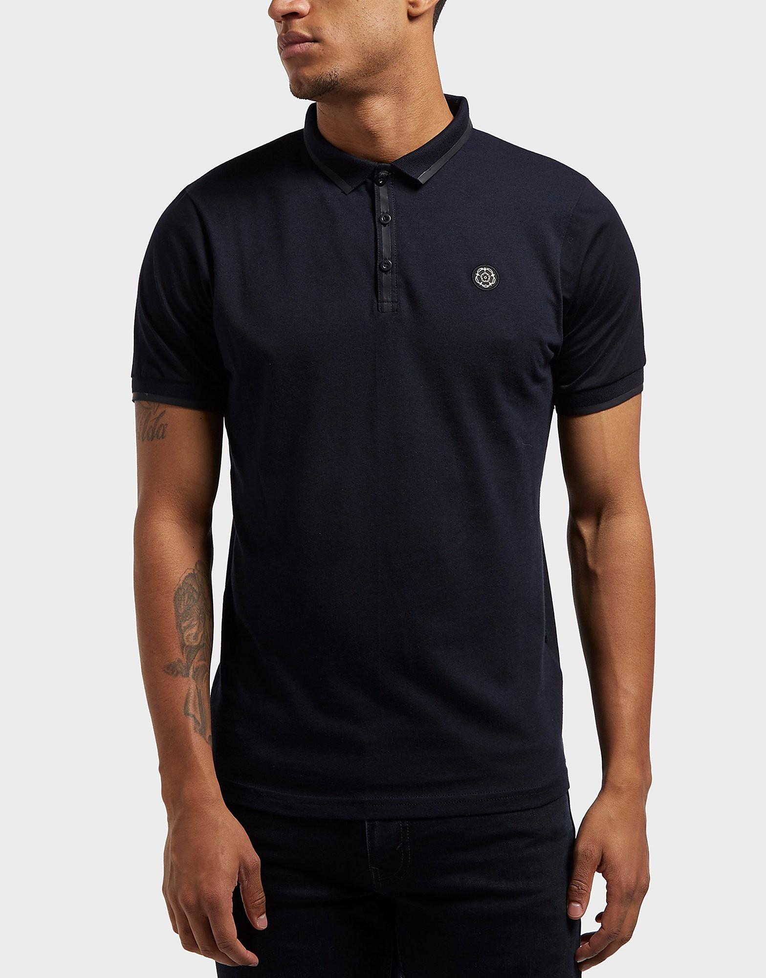 Nicholas Deakins Troy Short Sleeve Polo Shirt - Exclusive