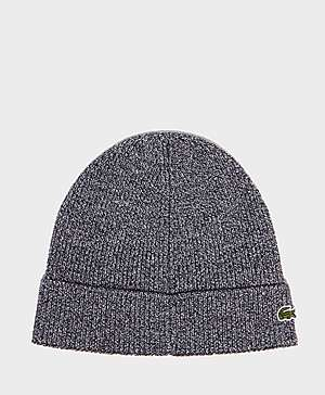 9338a65ff07 Lacoste Knitted Logo Beanie ...