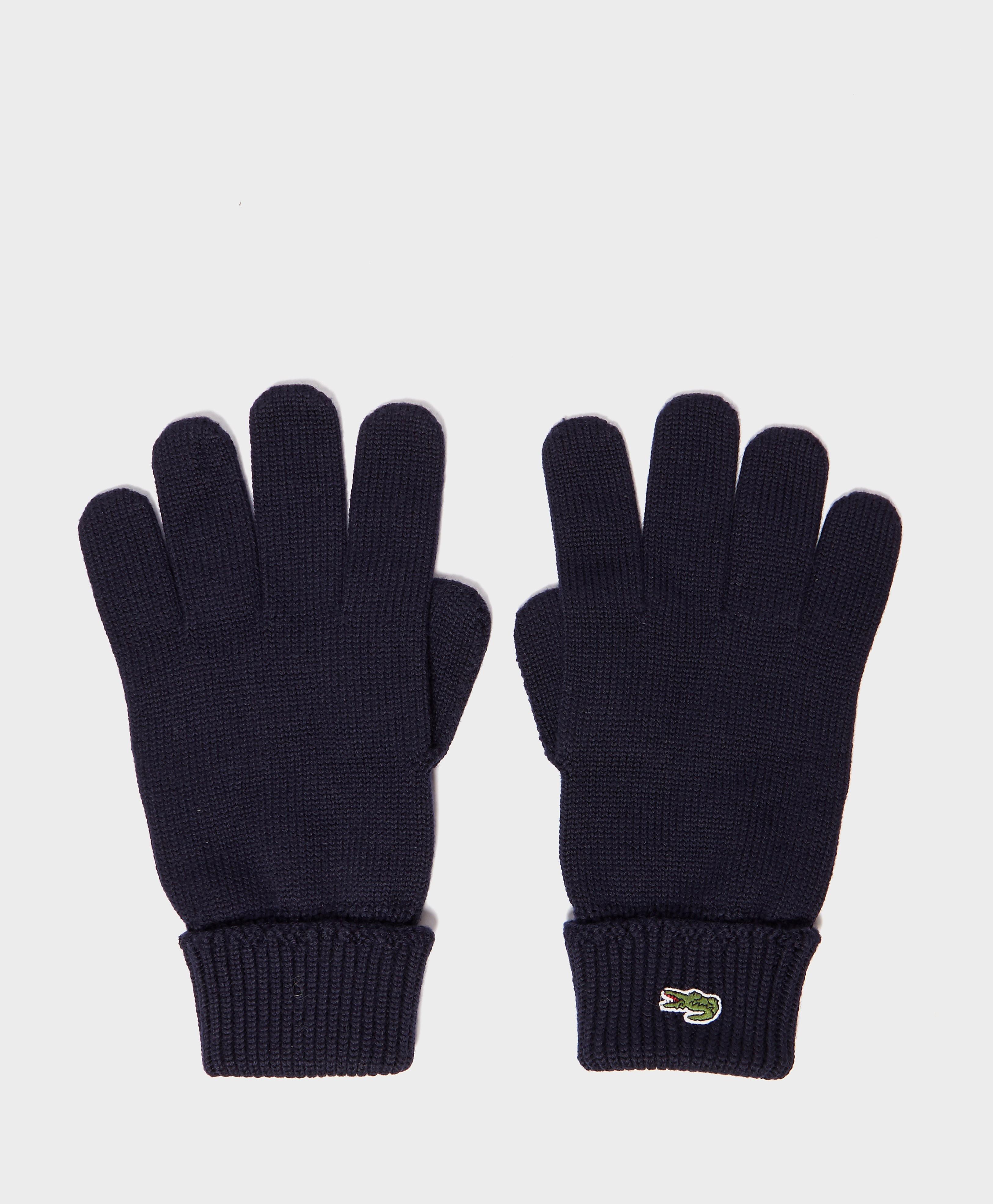 Lacoste Rib Glove