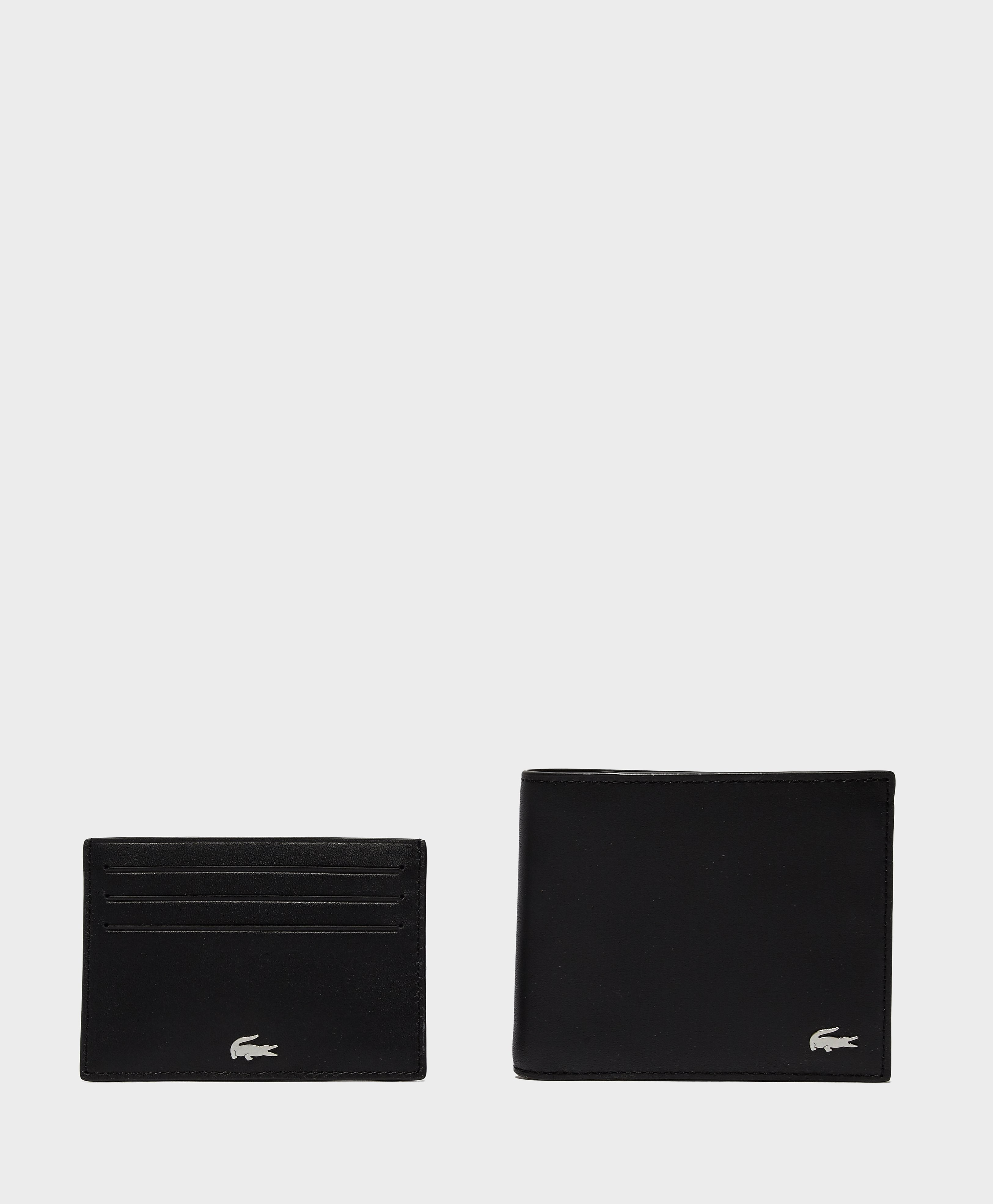 Lacoste Wallet and Card Holder Set