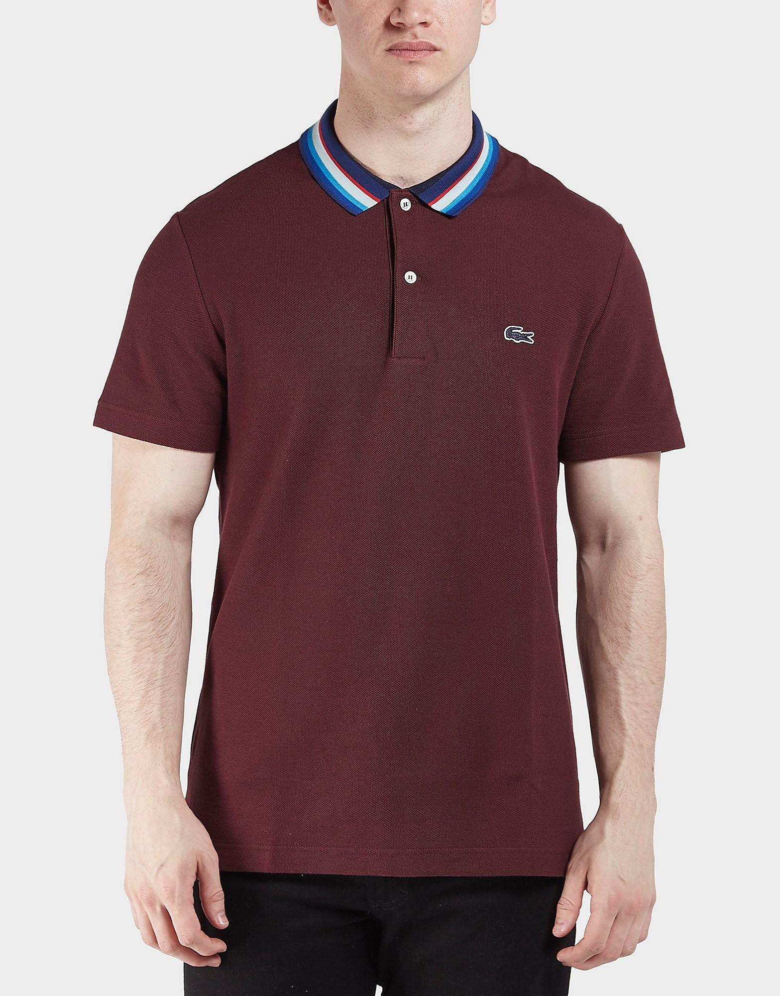 Lacoste Noppe Pique Short Sleeve Polo Shirt