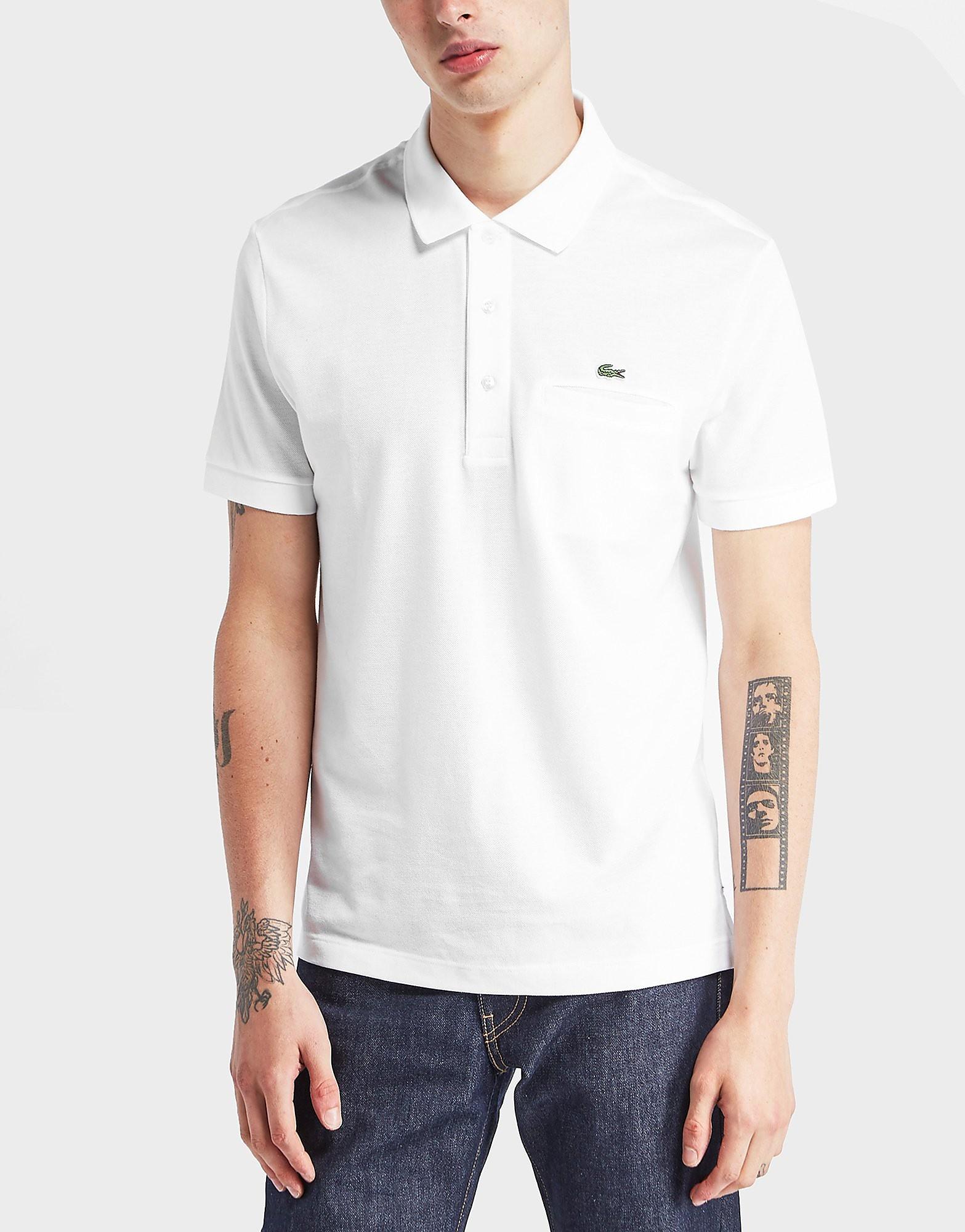 Lacoste Pocket Polo Shirt