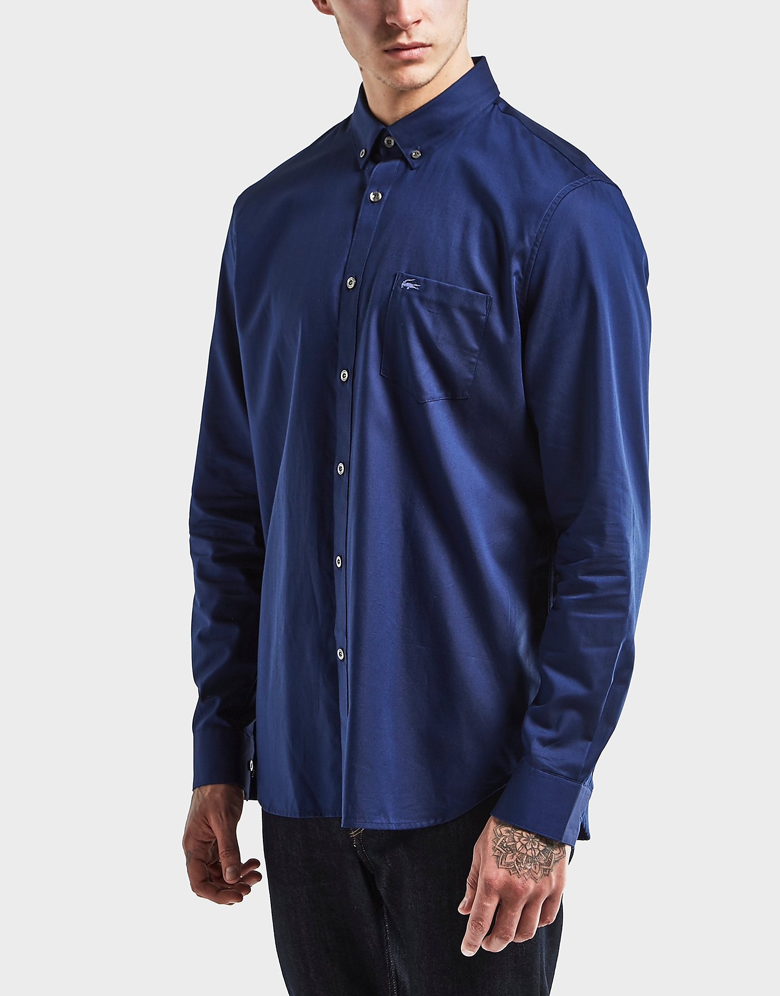 Lacoste Irredescent Long Sleeve Shirt