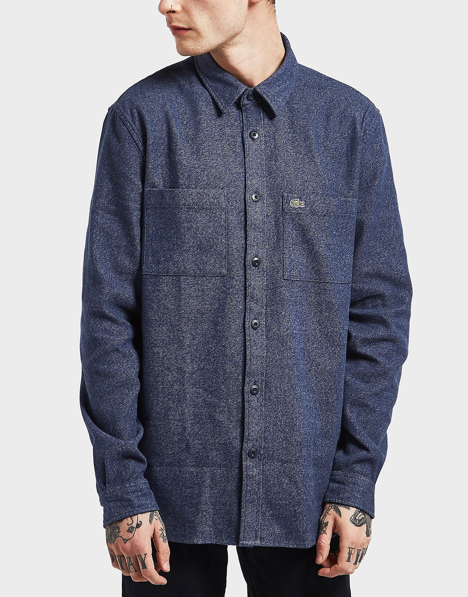 Lacoste Flannel Overshirt