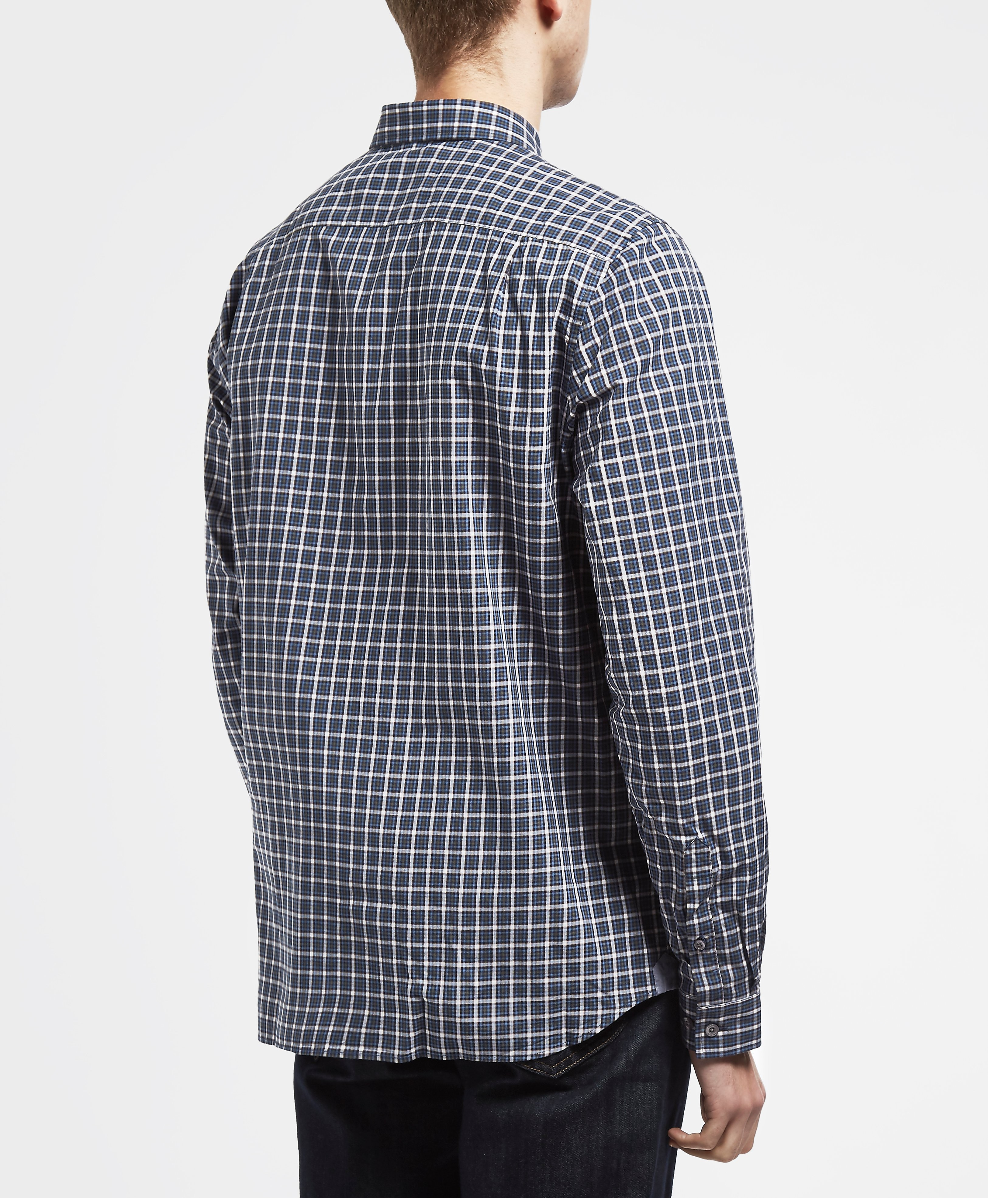 Lacoste Fine Checked Long Sleeve Shirt