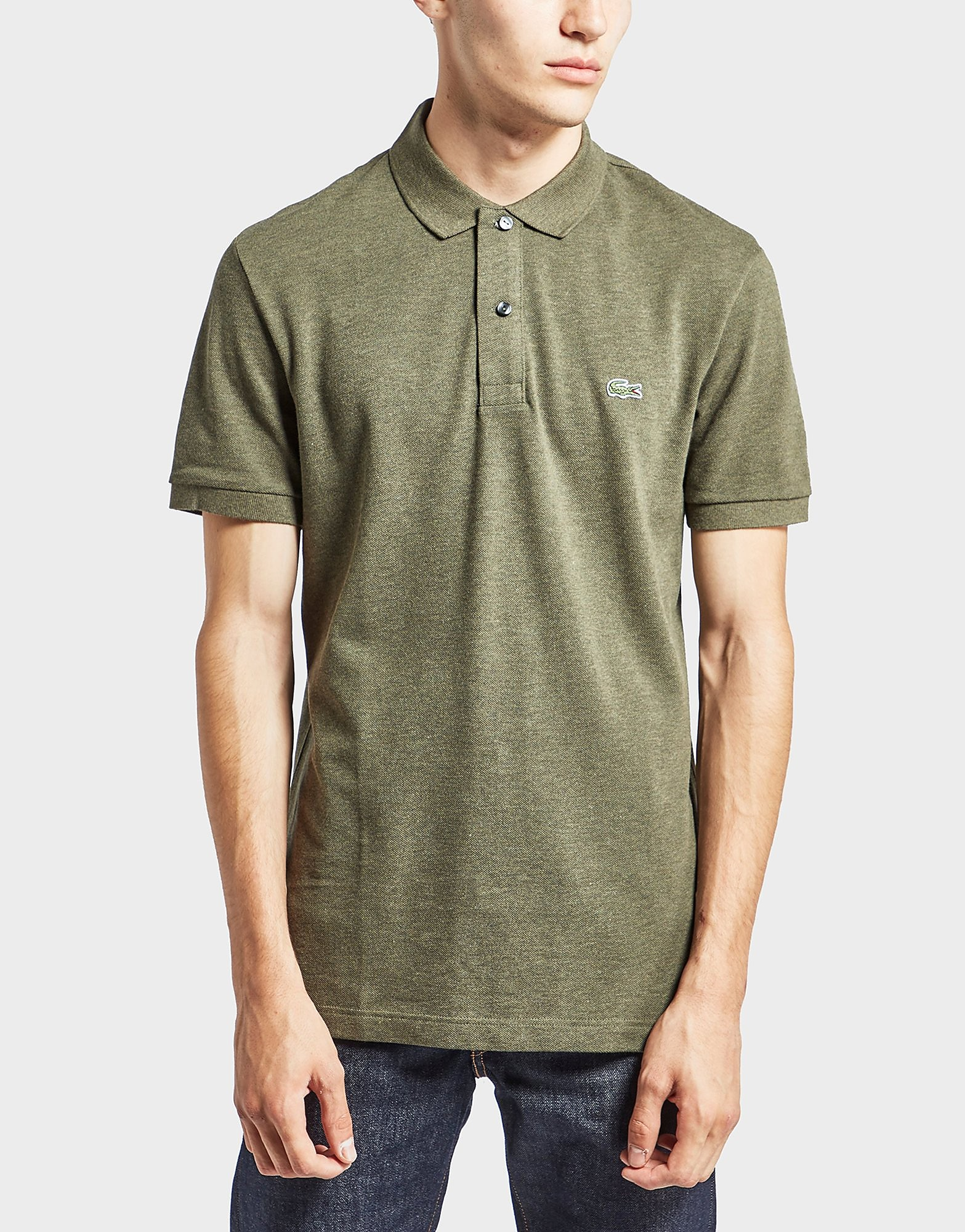 Lacoste 1212 Slim Short Sleeve Polo Shirt