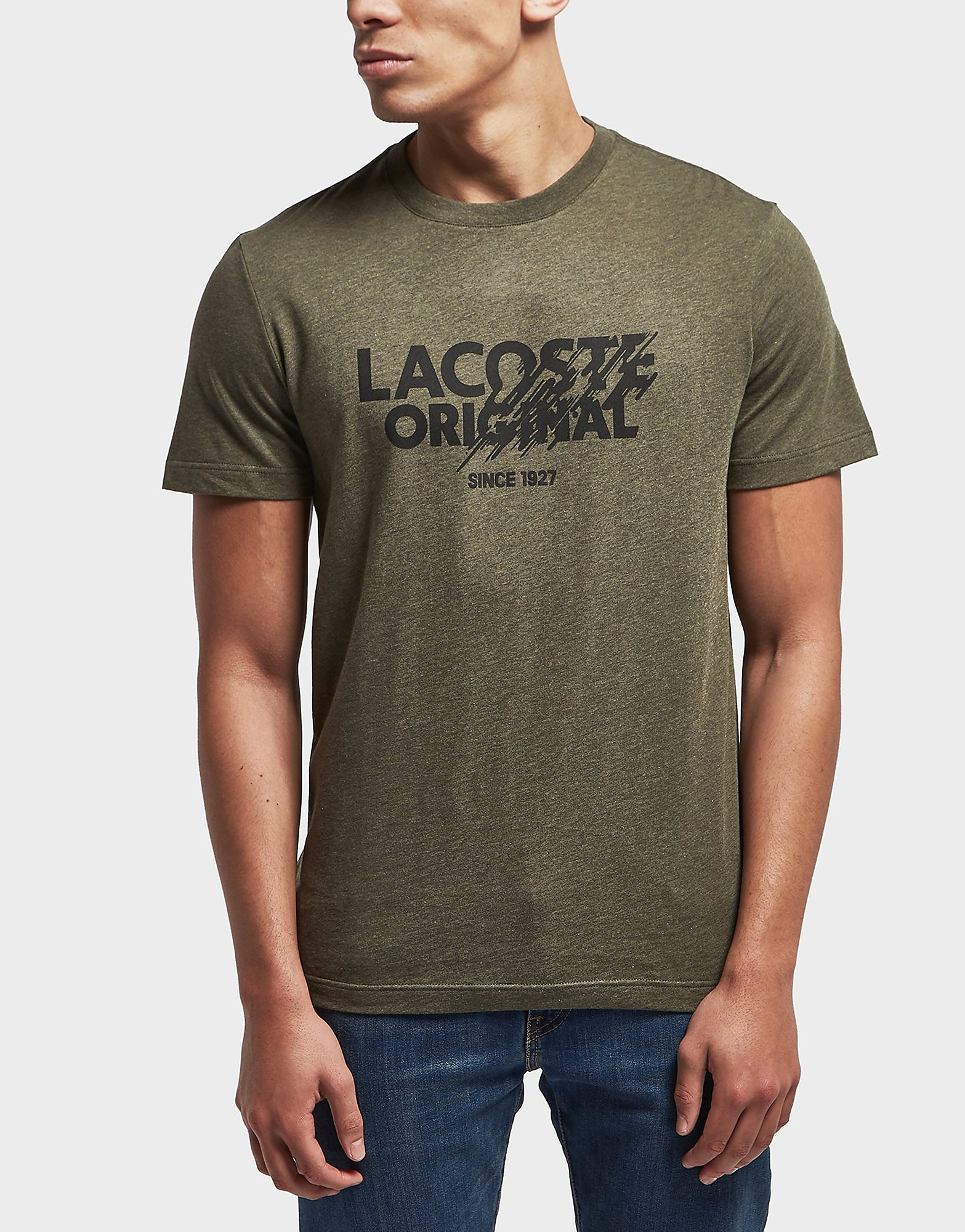 Lacoste Original Logo Short Sleeve T-Shirt