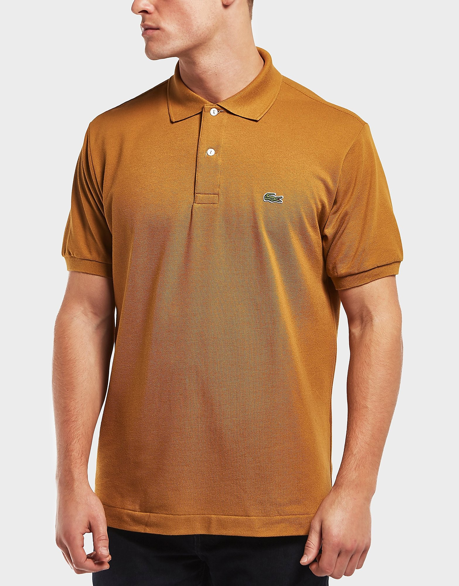 Lacoste 1212 Renais Short Sleeve Polo Shirt