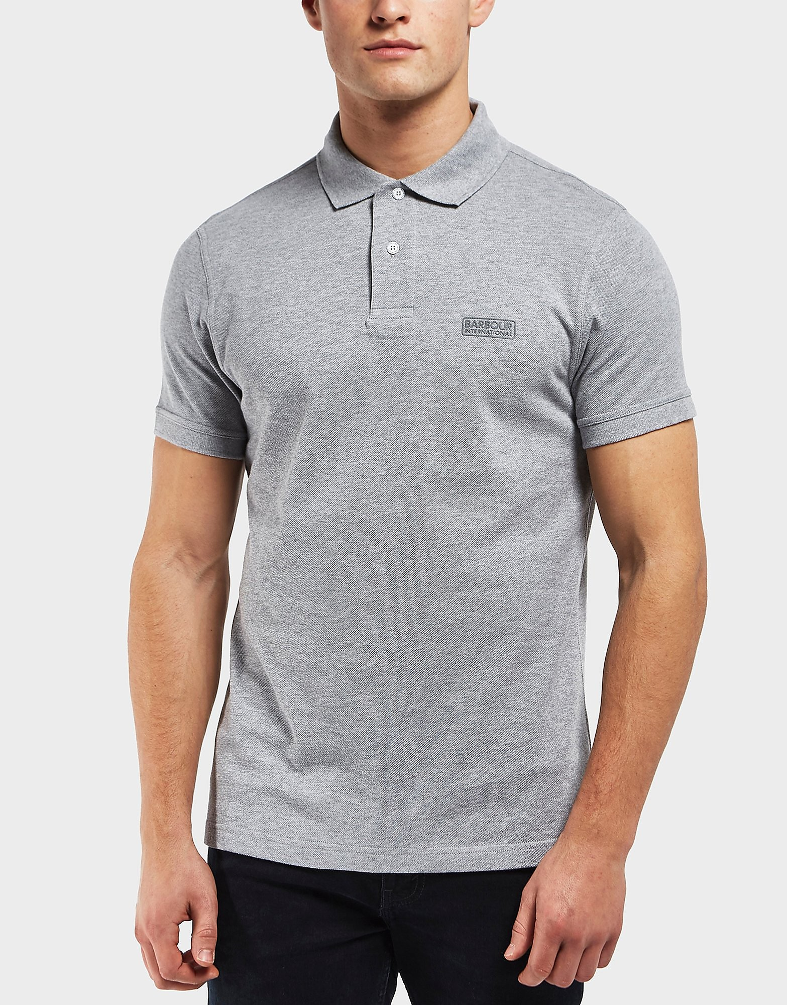Barbour International Short Sleeve Pique Polo Shirt