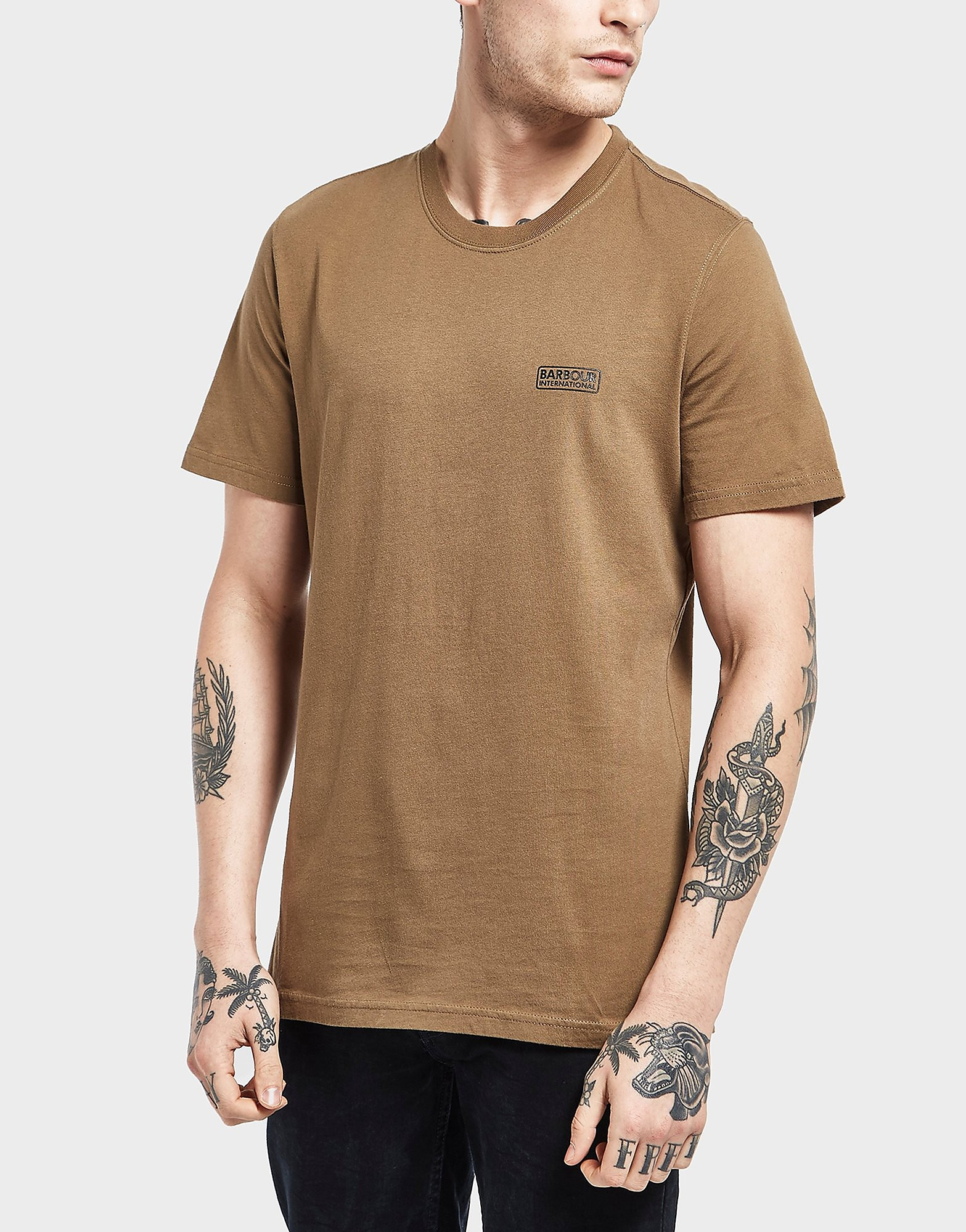 Barbour International Logo T-Shirt - Exclusive