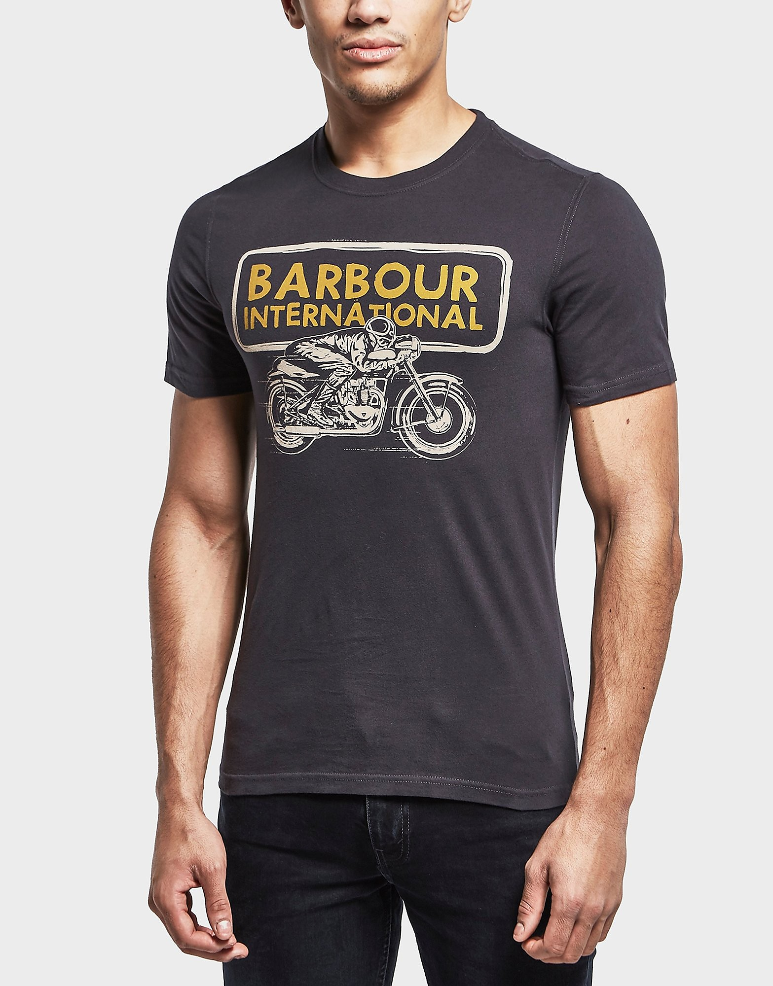 Barbour International Pace Short Sleece T-Shirt