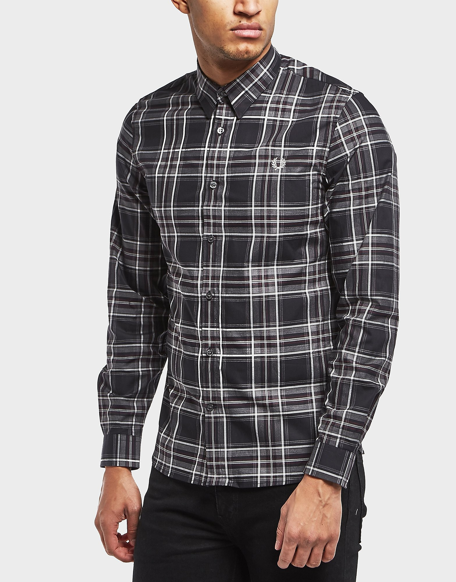 Fred Perry Regimental Tartan Shirt
