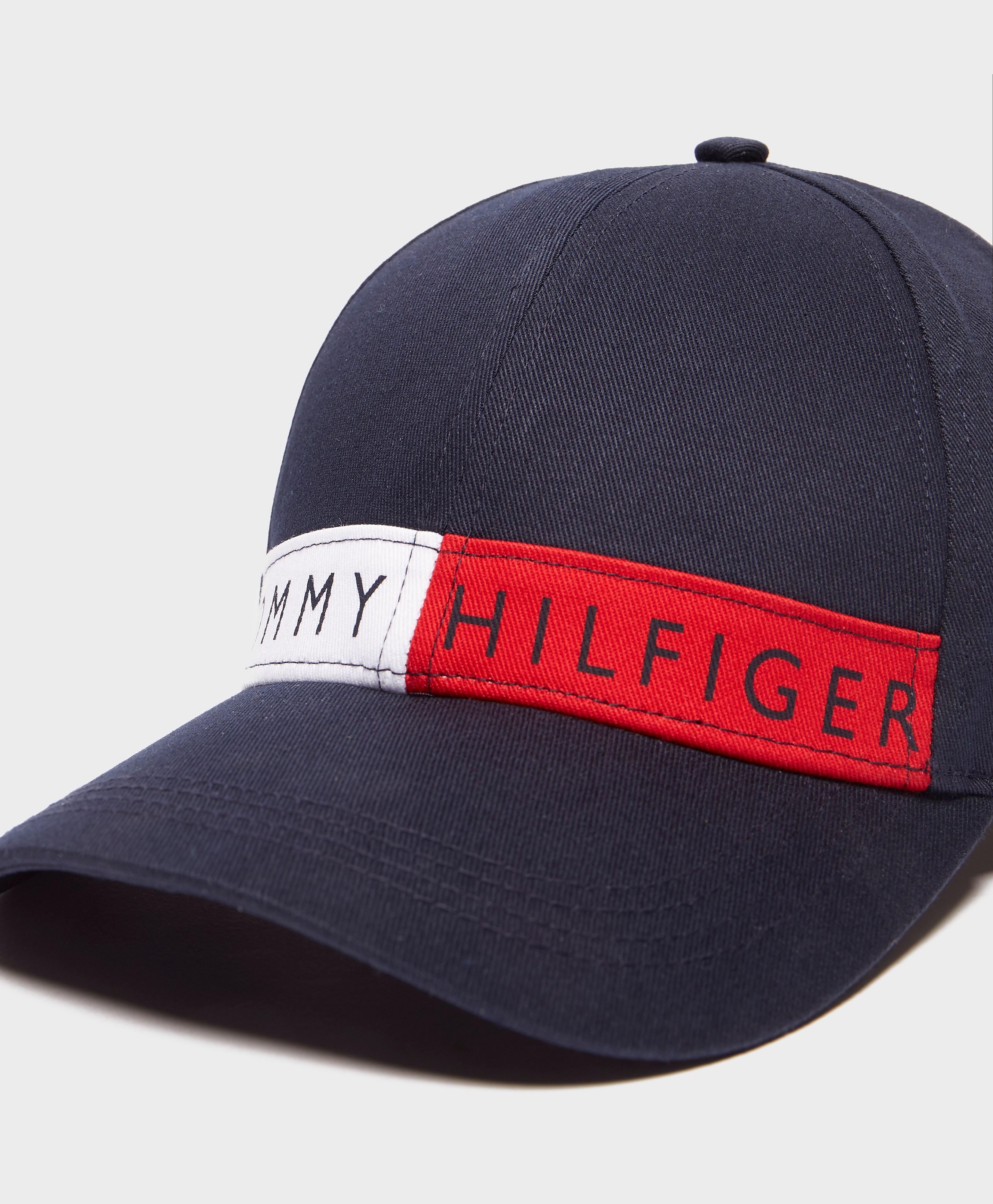 Tommy Hilfiger Linear Logo Cap