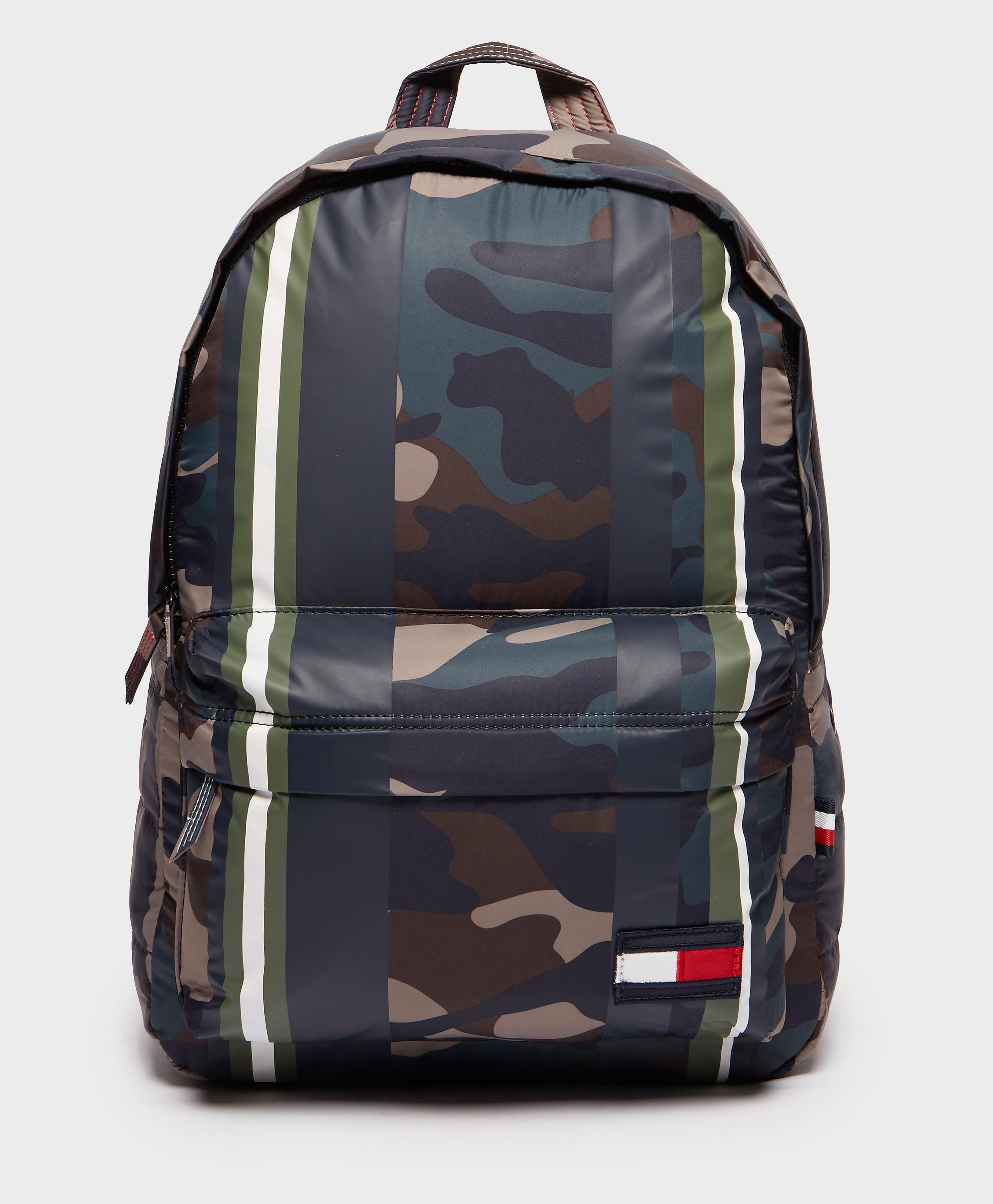 Tommy Hilfiger Camo Backpack