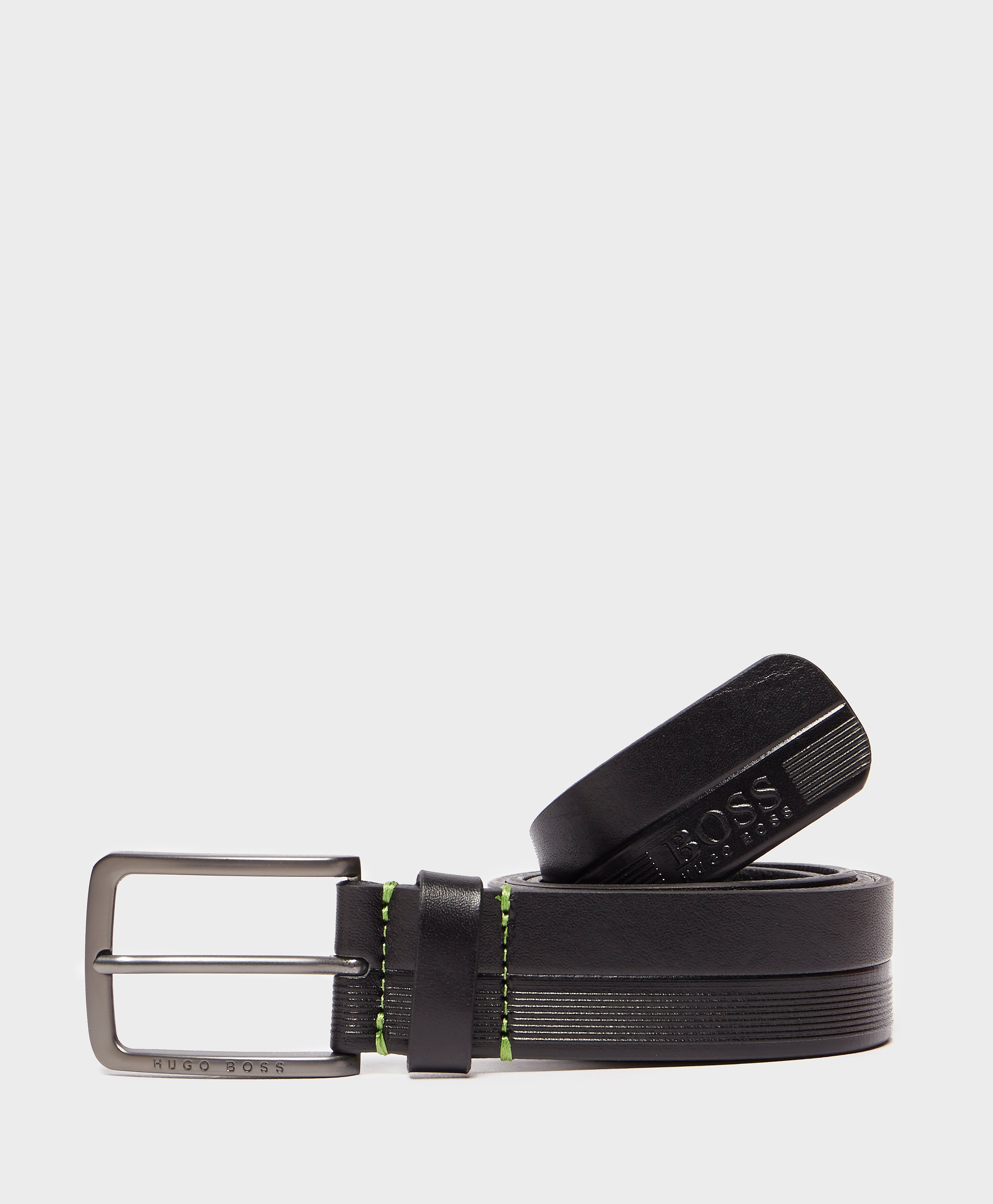 BOSS Green Timothy Leather Belt