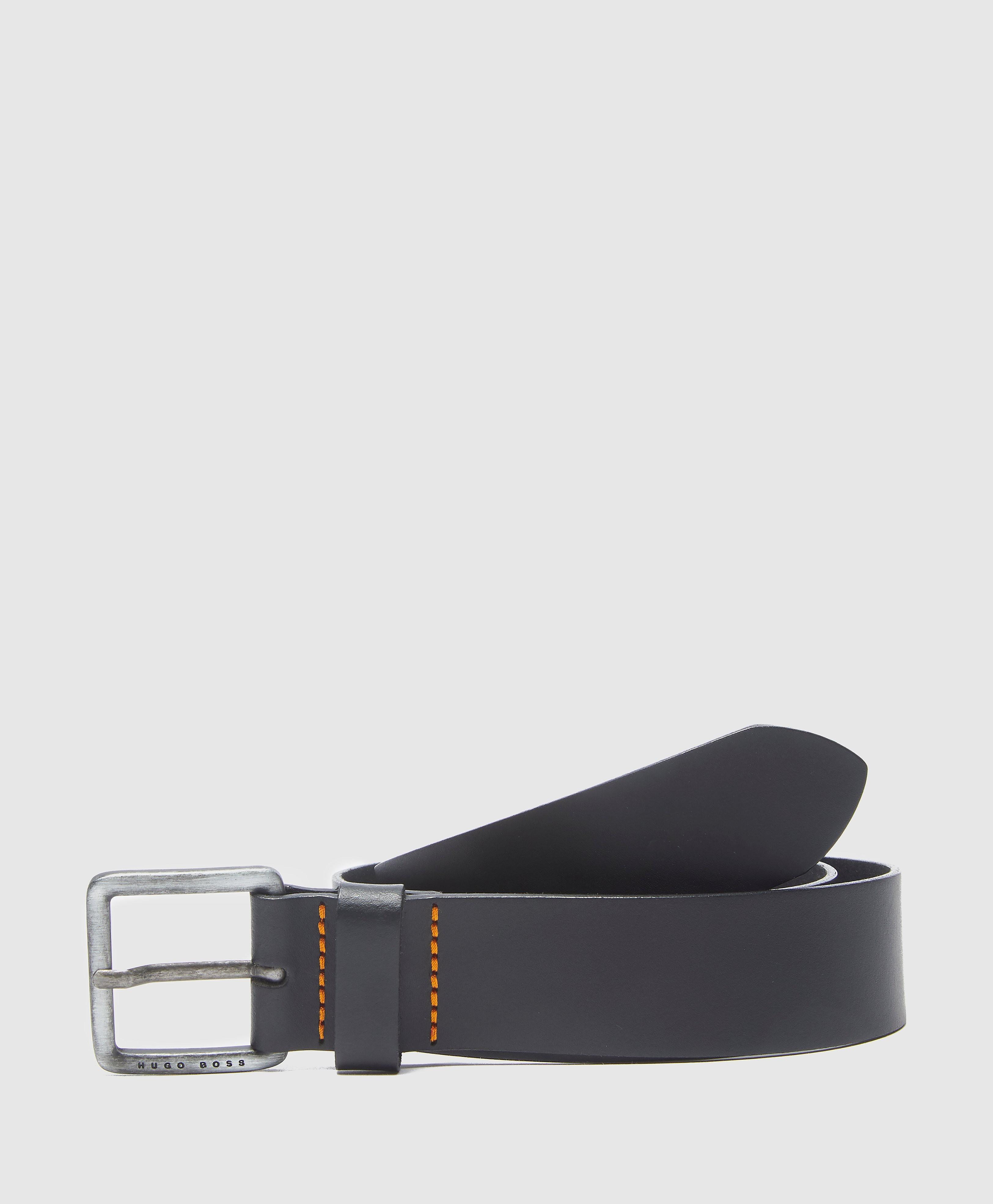 BOSS Orange Jeeko Leather Belt