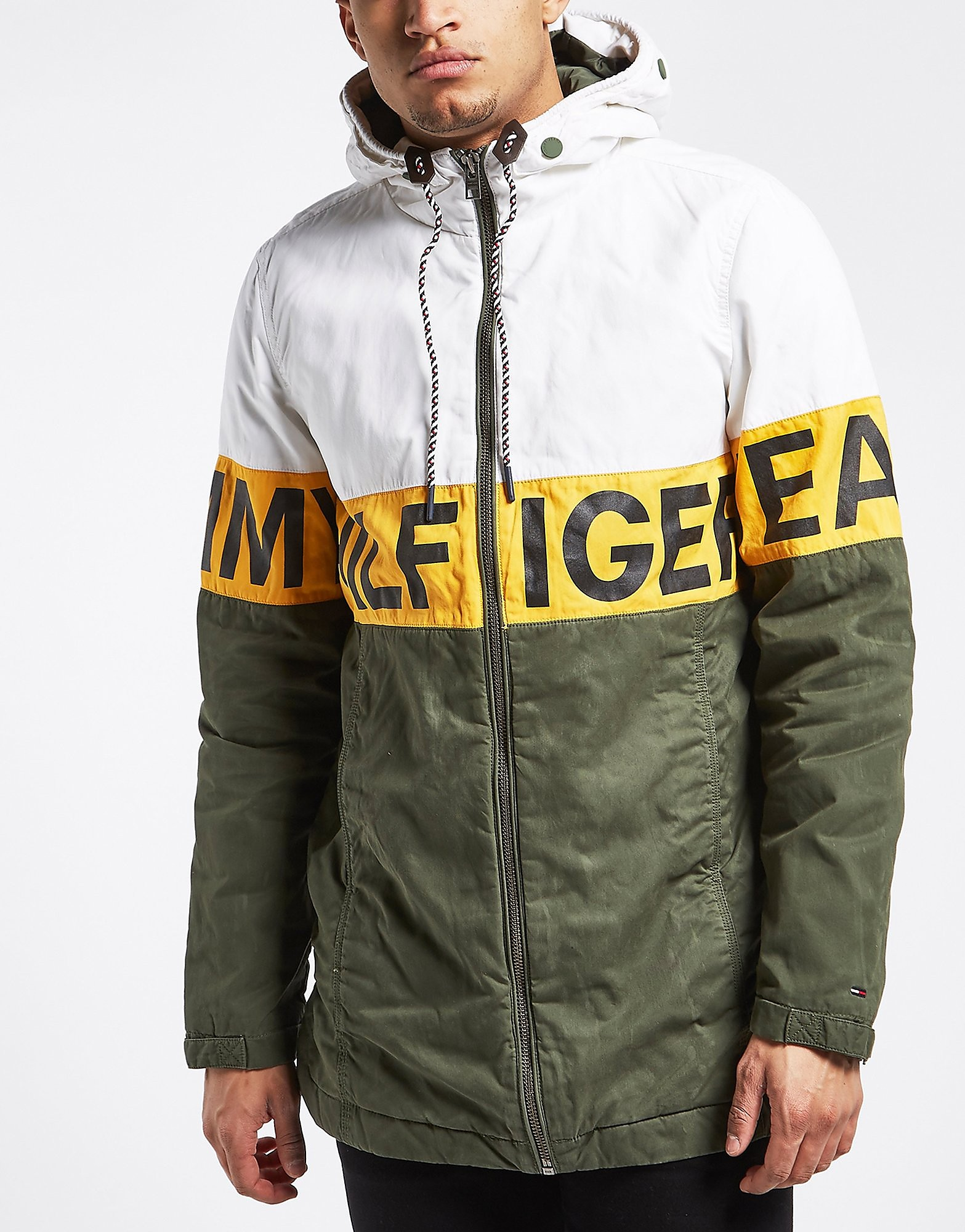 Tommy Hilfiger Block Logo Padded Jacket