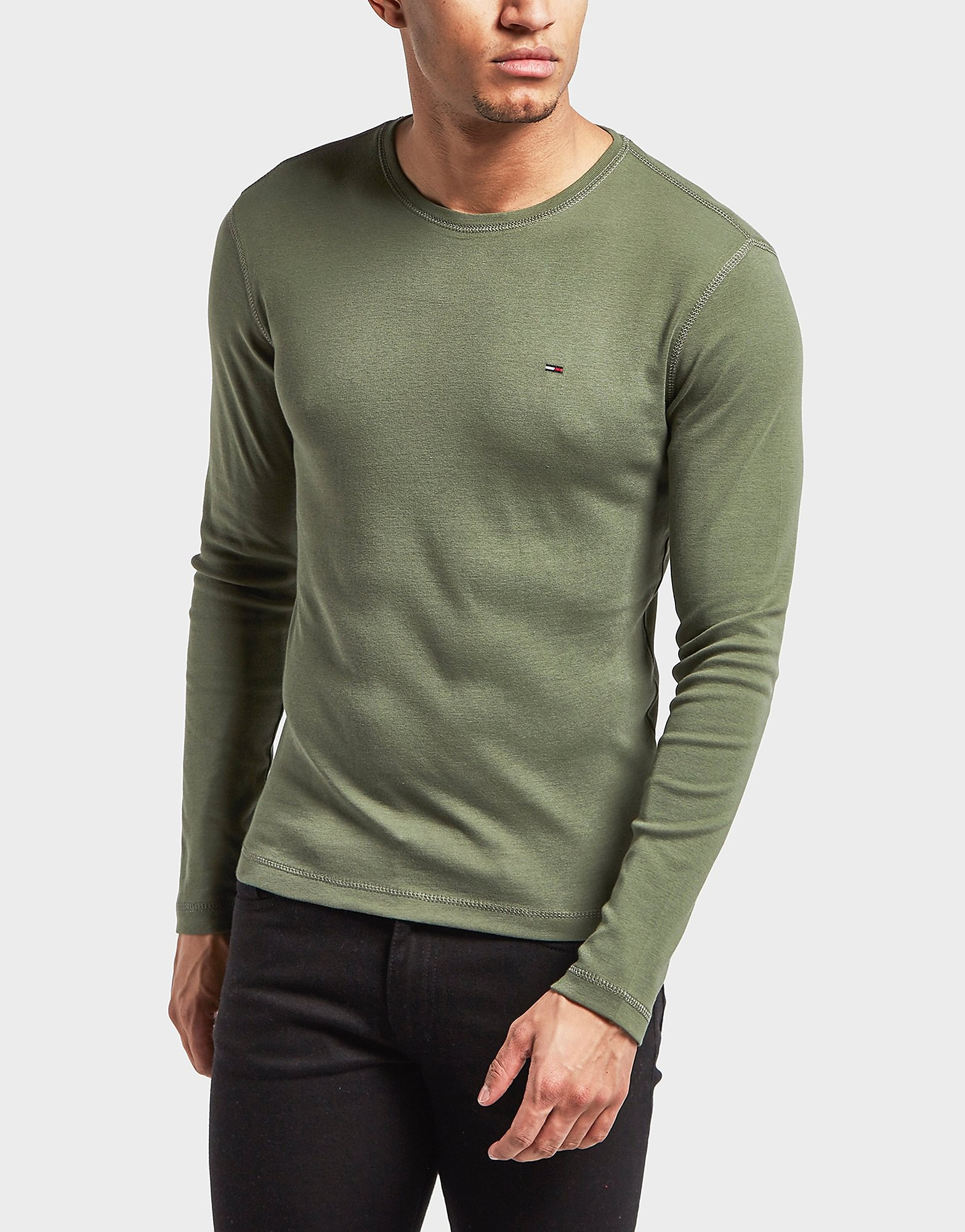 Tommy Hilfiger Basic Long Sleeve T-Shirt