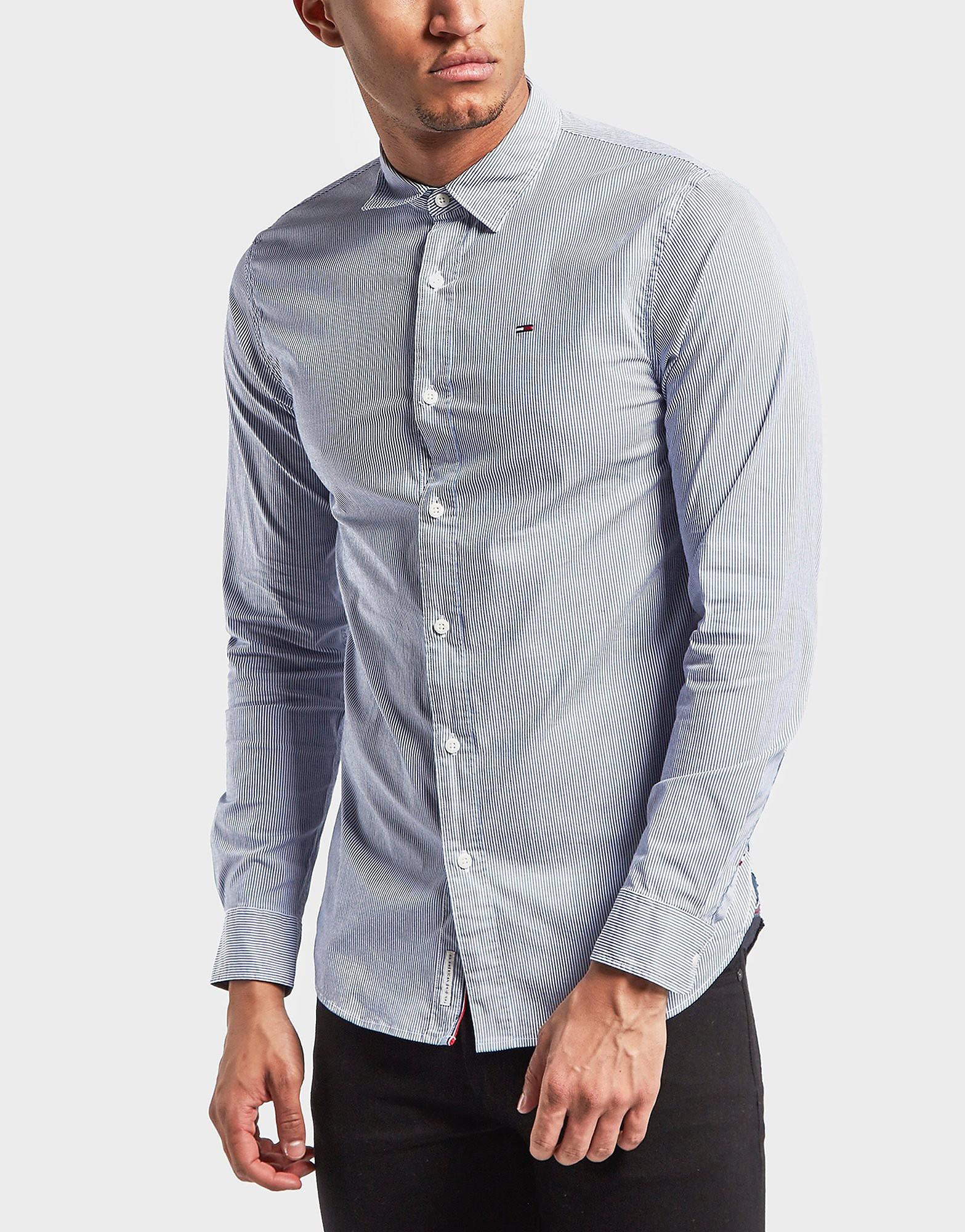 Tommy Hilfiger Basic Stripe Long Sleeve Shirt