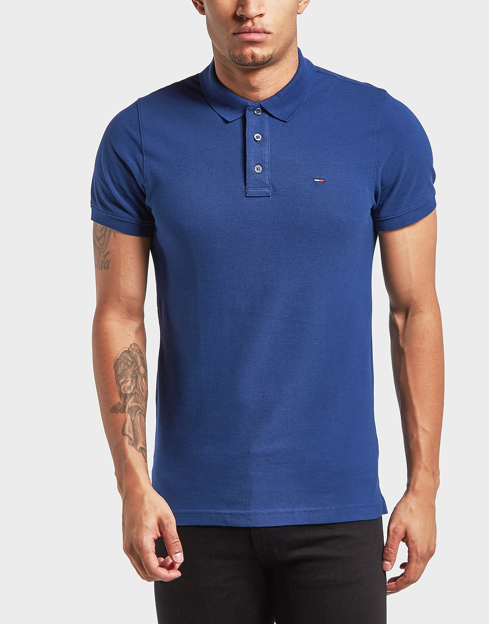 Tommy Hilfiger Basic Short Sleeve Polo Shirt