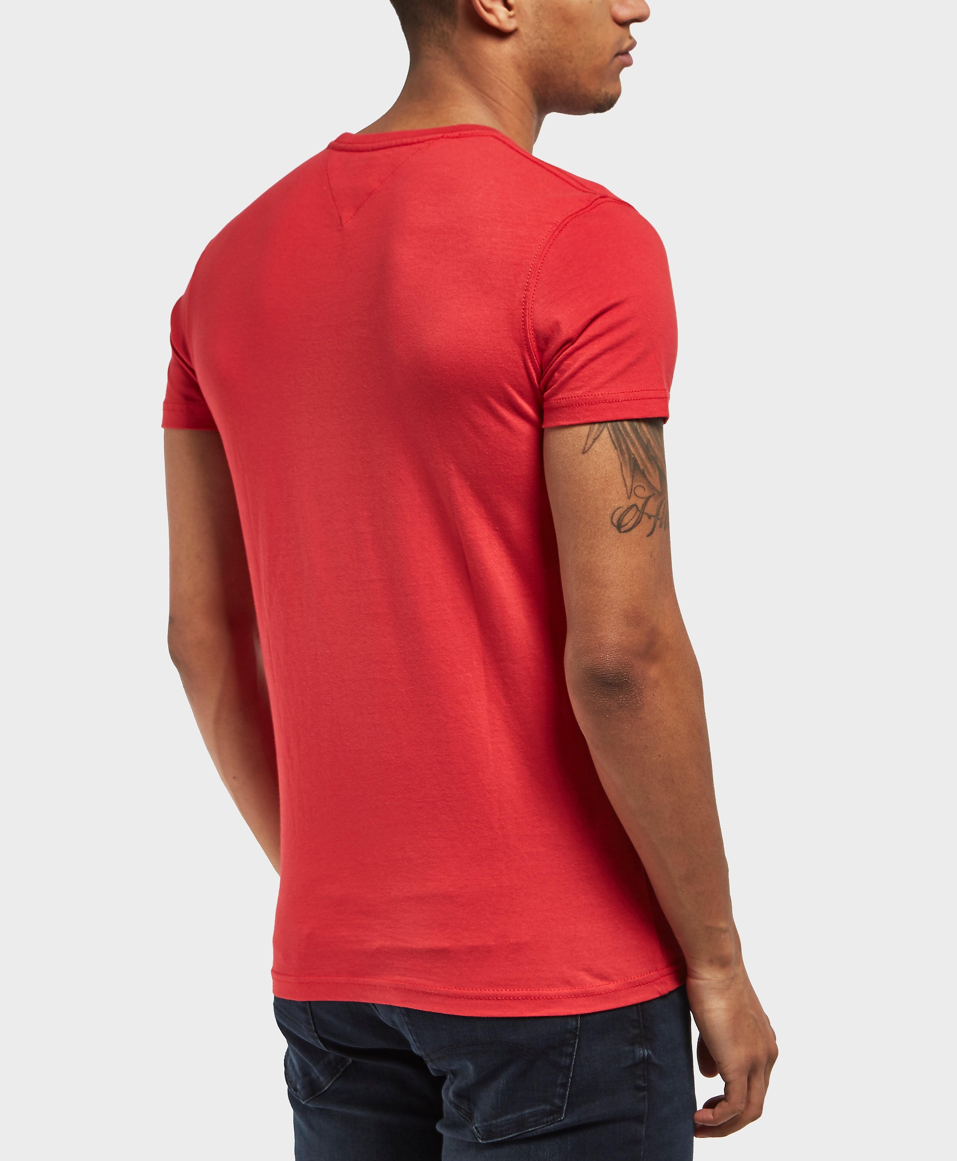 Tommy Hilfiger Tommy Jeans Logo Short Sleeve T-Shirt