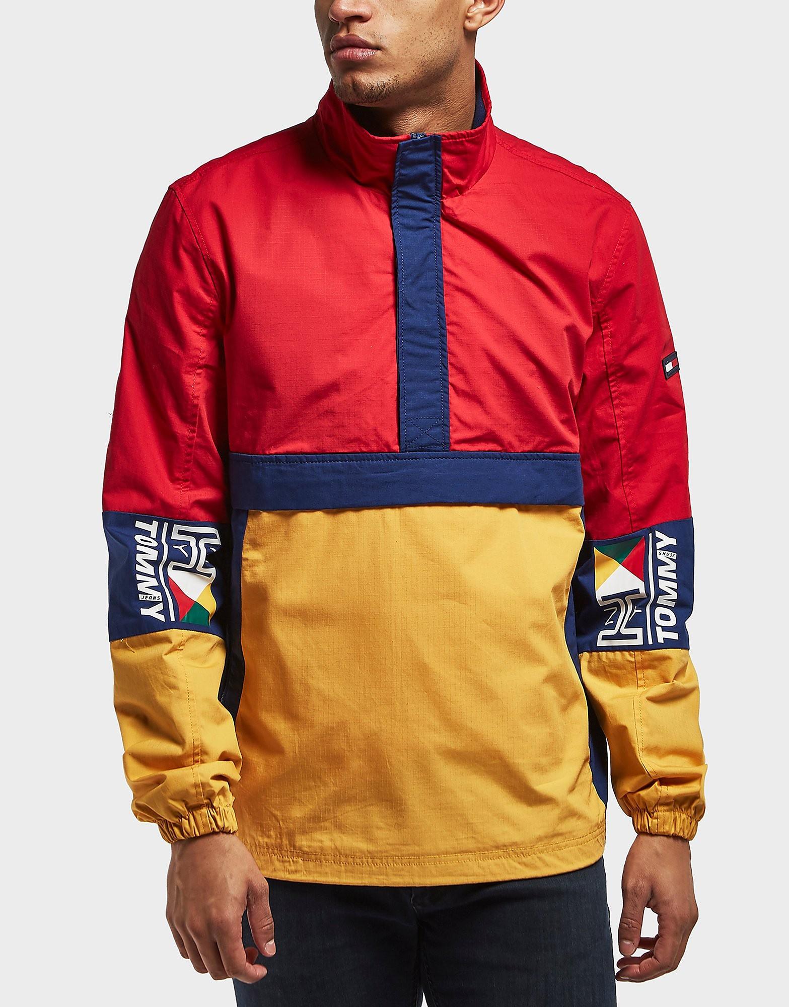 Tommy Hilfiger Retro Block Overhead Light Jacket