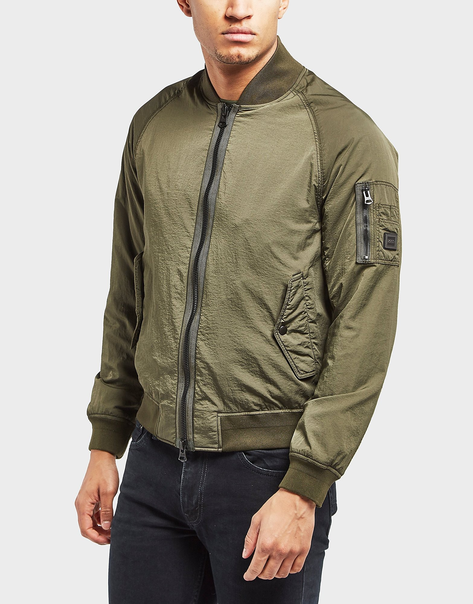 BOSS Orange Onito-D Lightweight Bomber Jacket