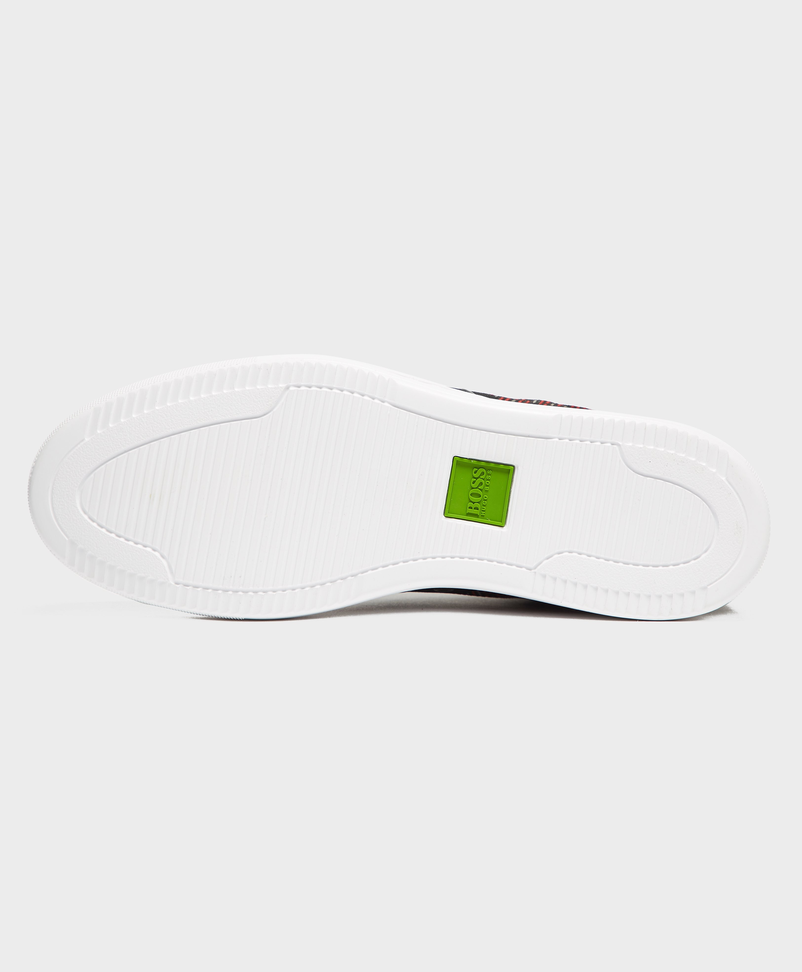 BOSS Green Enlighten High Top Trainers
