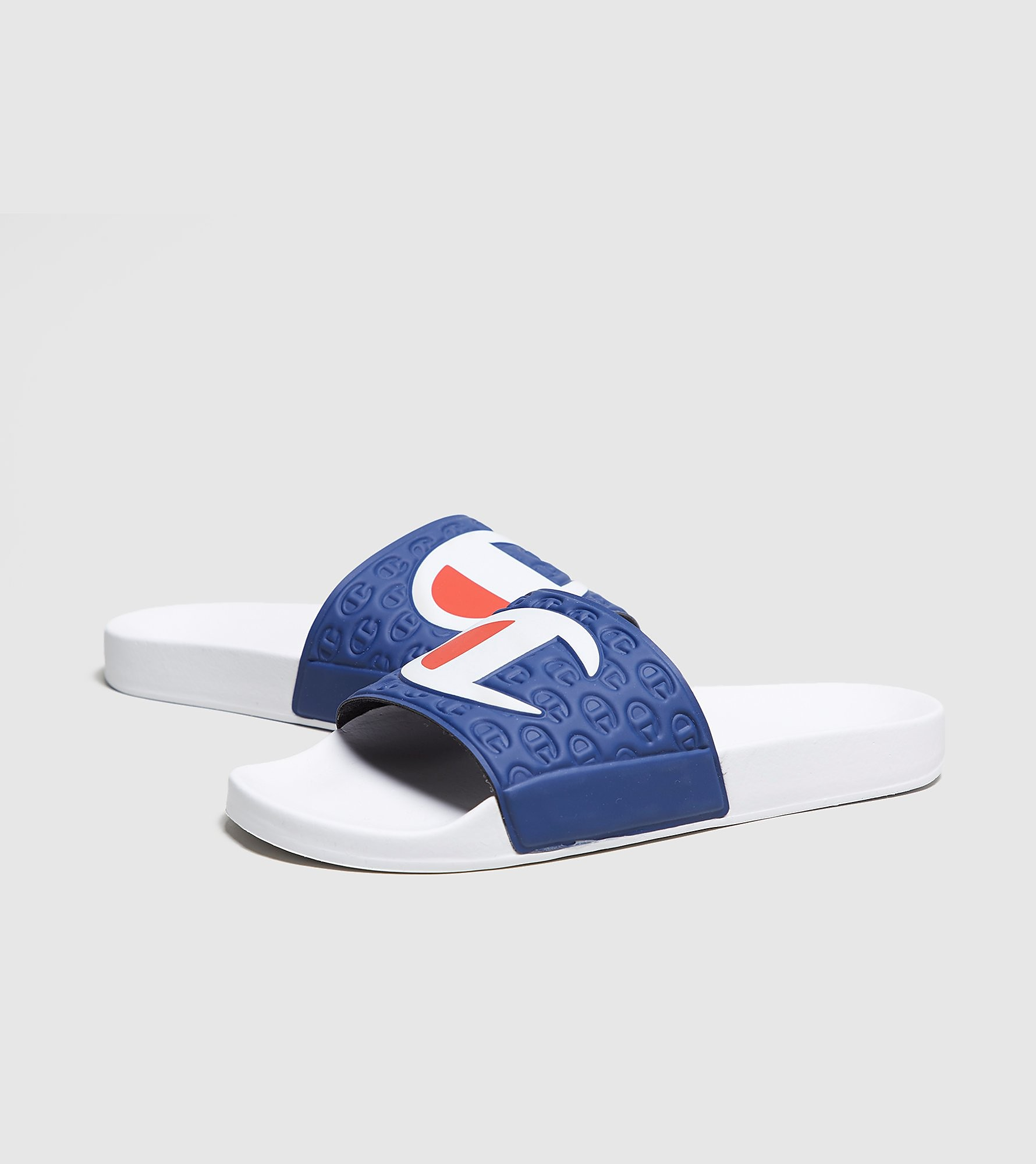 Champion Logo Slides
