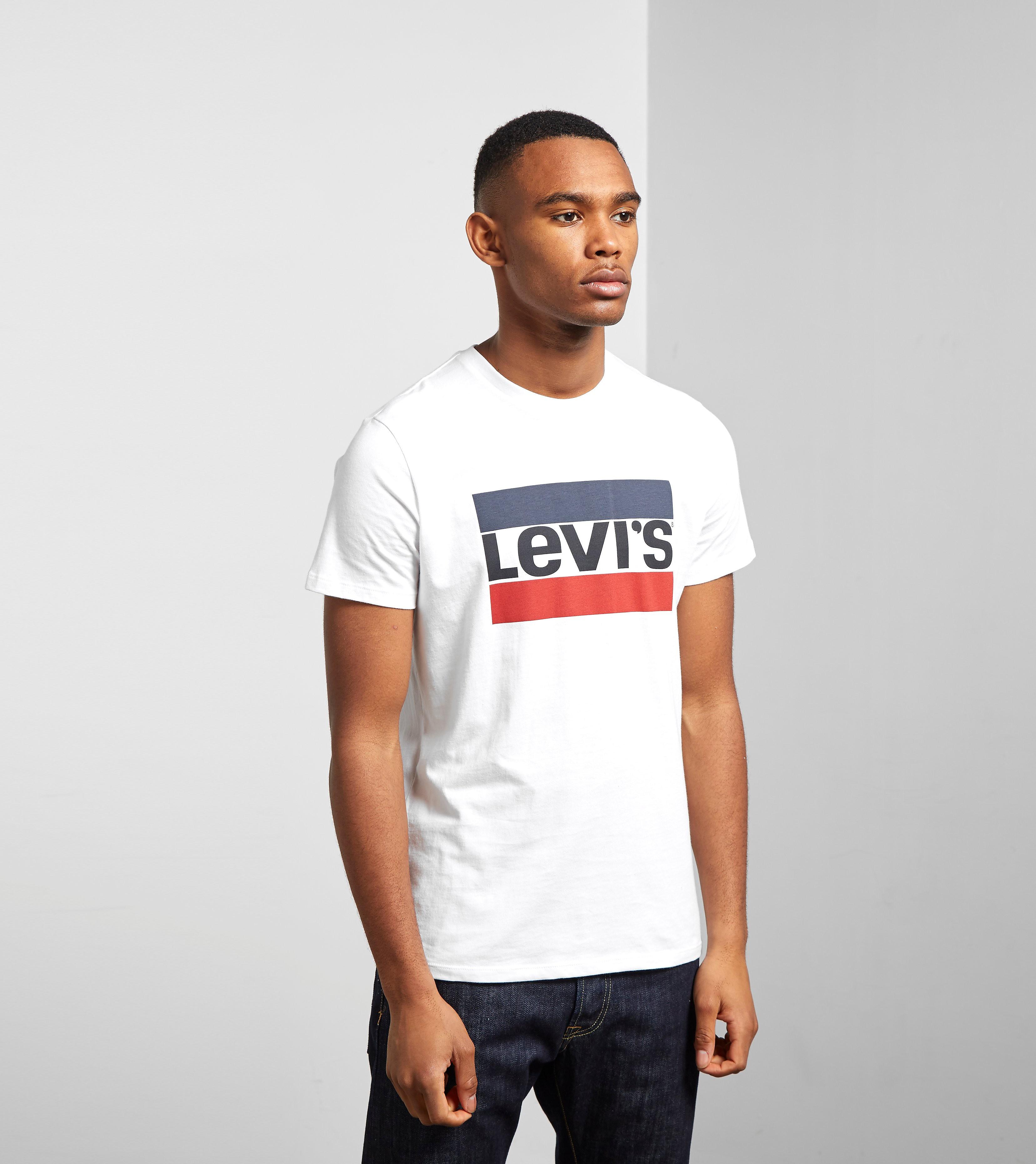 Levis Sport Graph T-Shirt
