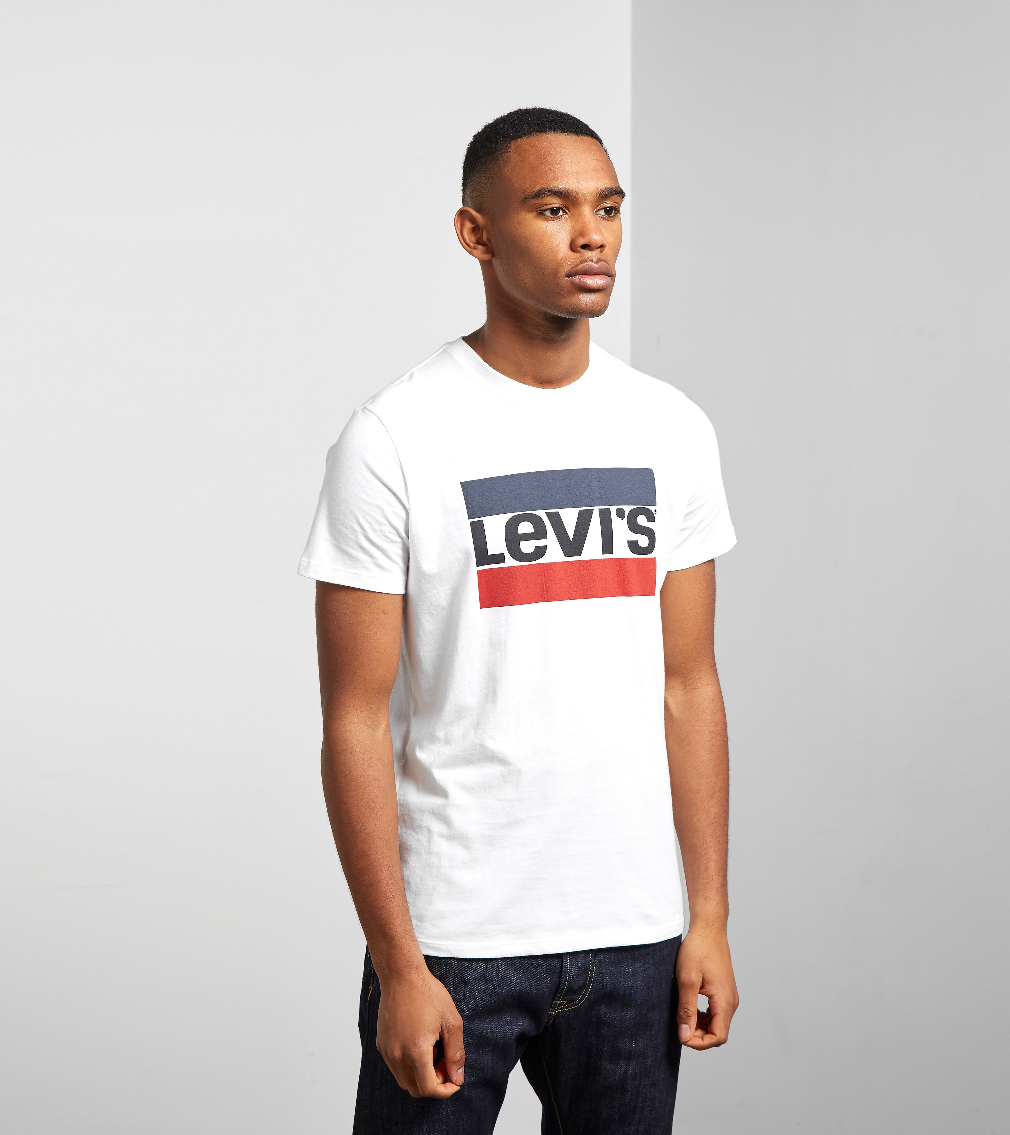 Levis Sport Graph Short Sleeve T-Shirt
