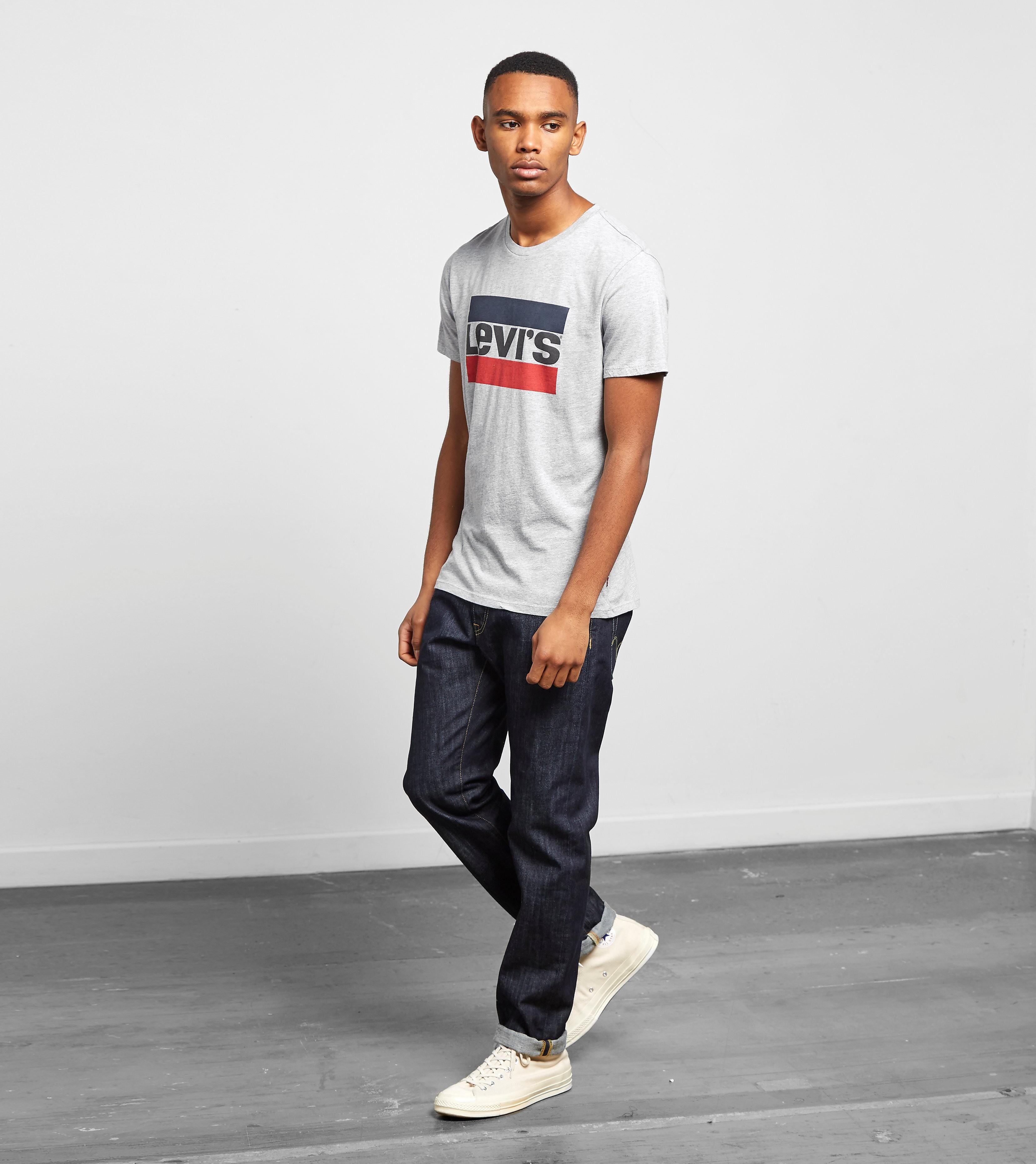 Levis Sport Graph Short Sleeve T-Shirt
