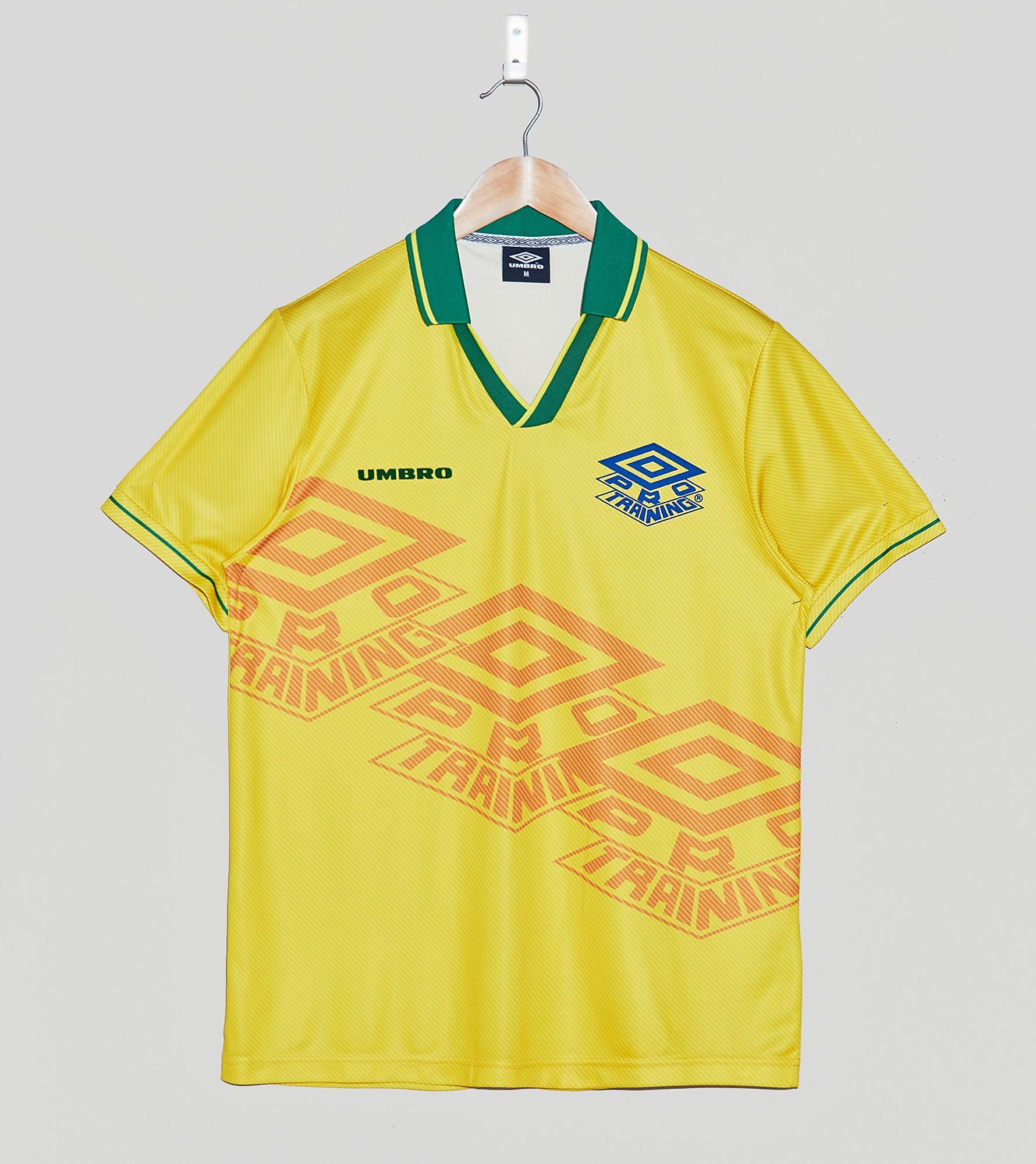 Umbro Brazil Jersey