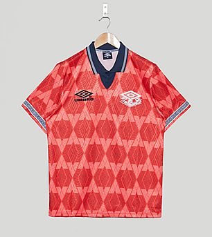 Umbro Pro Training Away Jersey