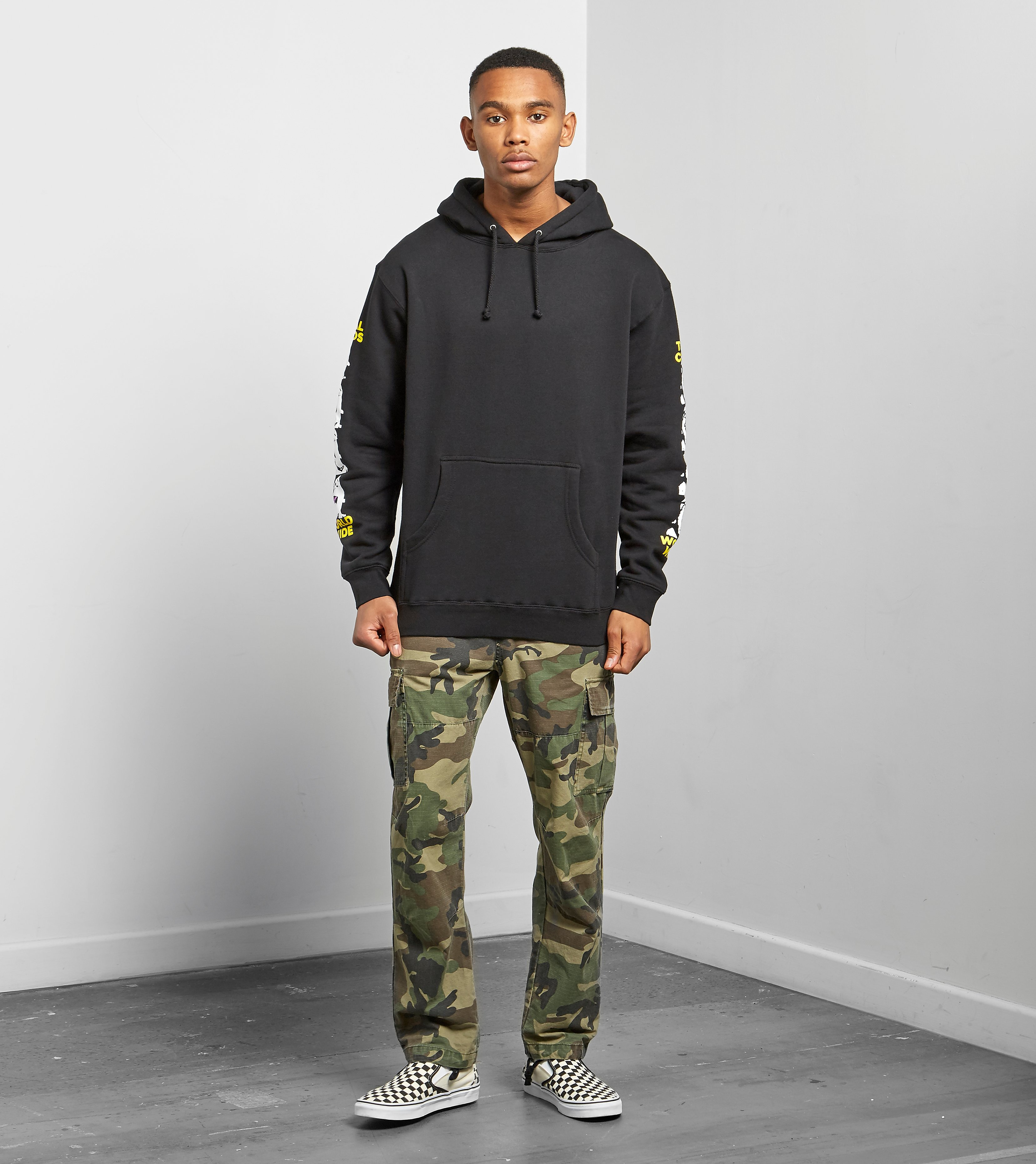 Obey Total Chaos Hoody