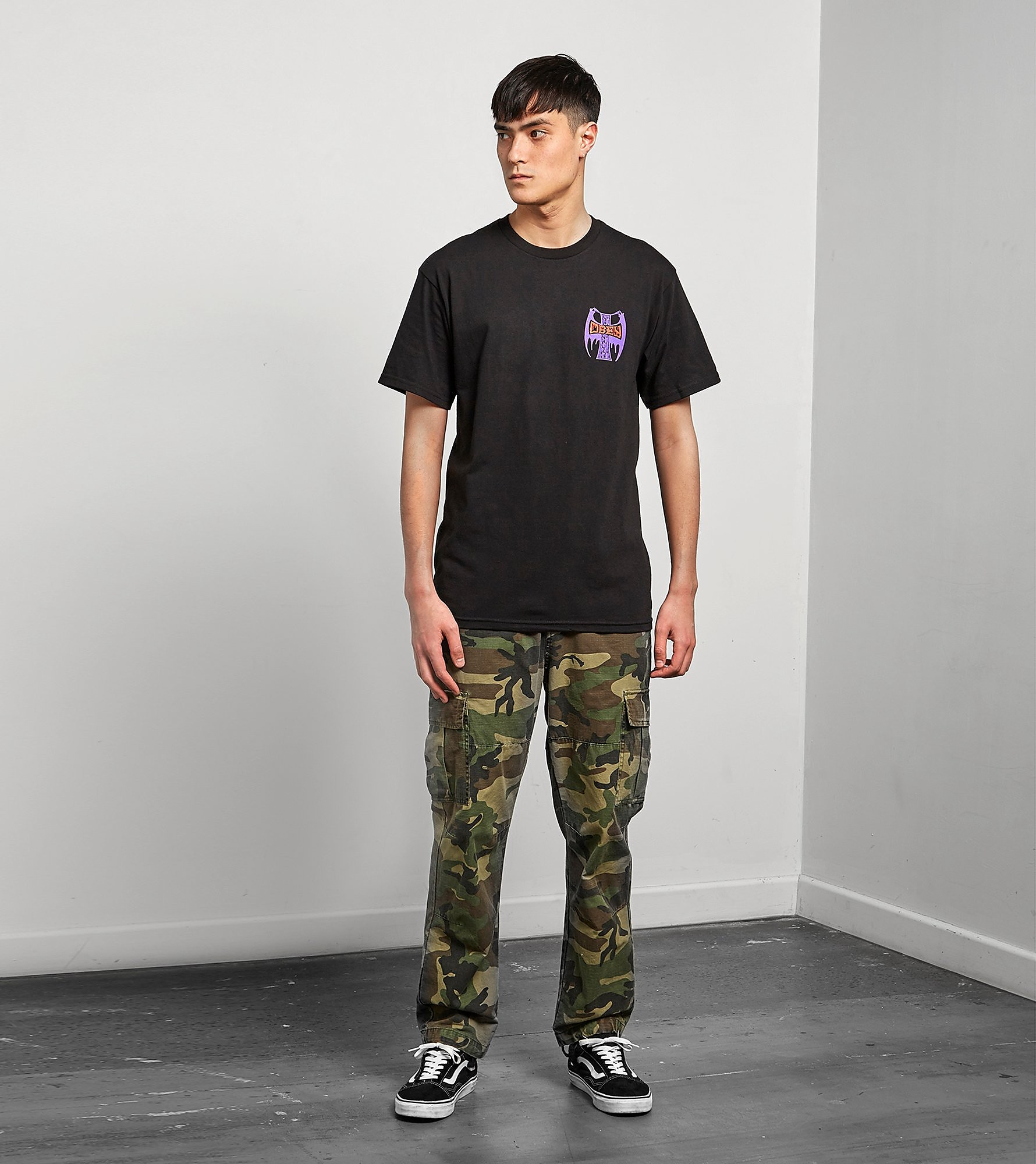 Obey Grim Cross T-Shirt