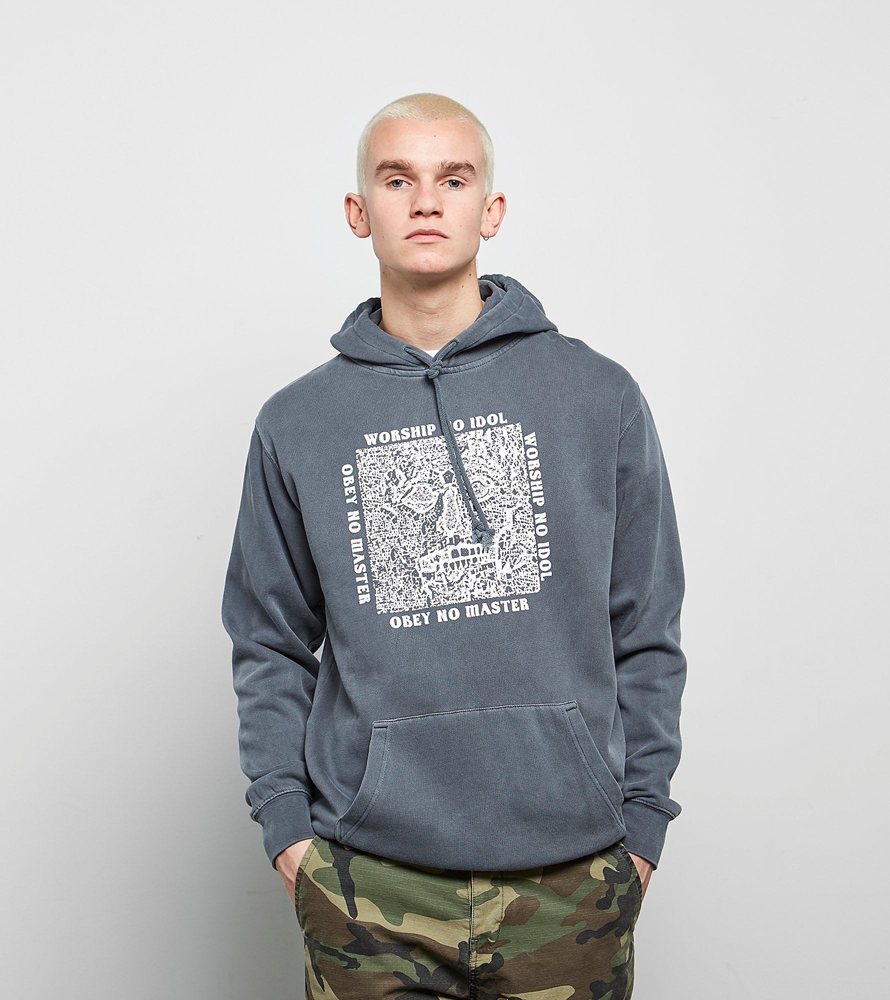 Obey No Master Hoody