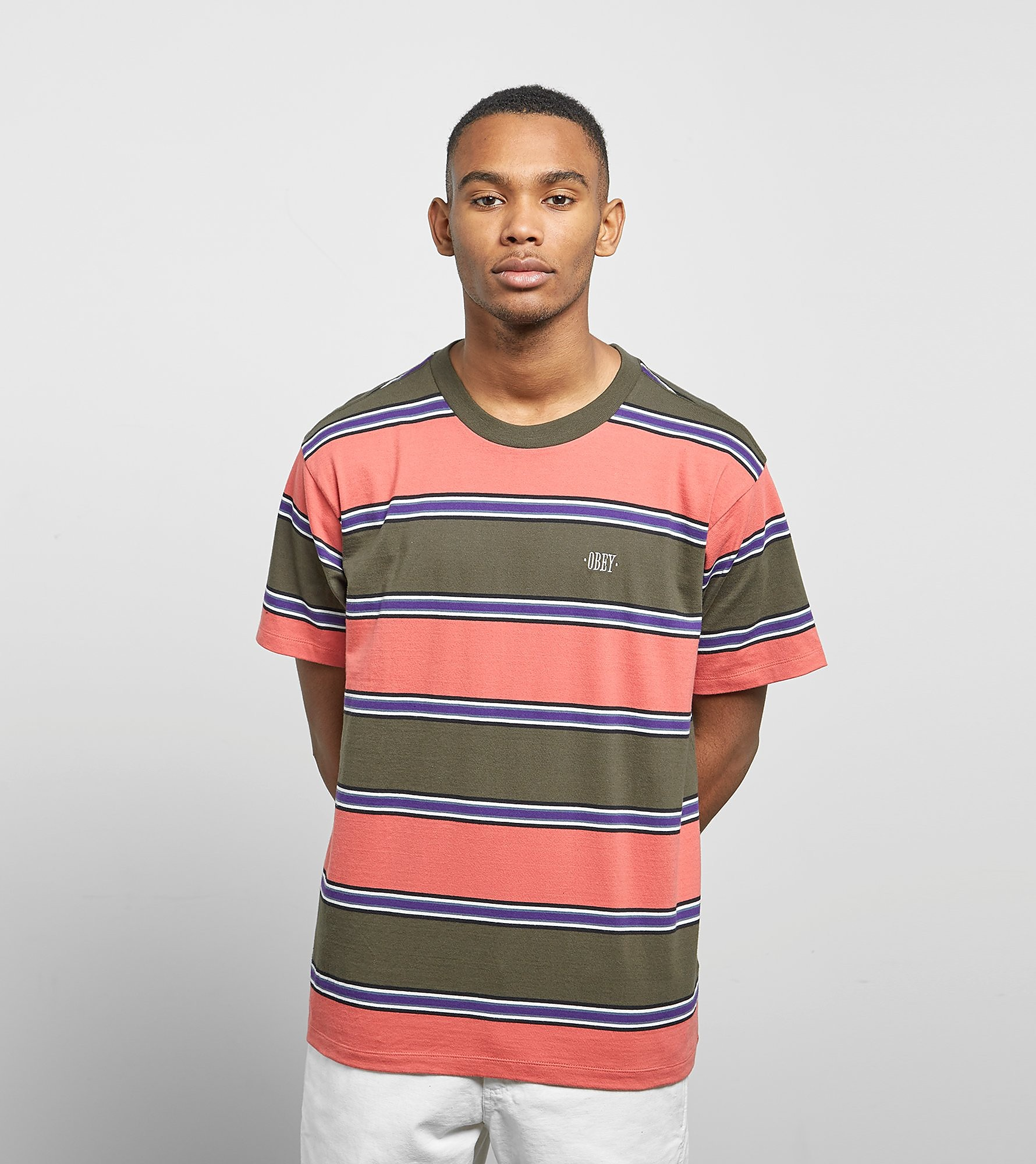 Obey Props T-Shirt, multicolor