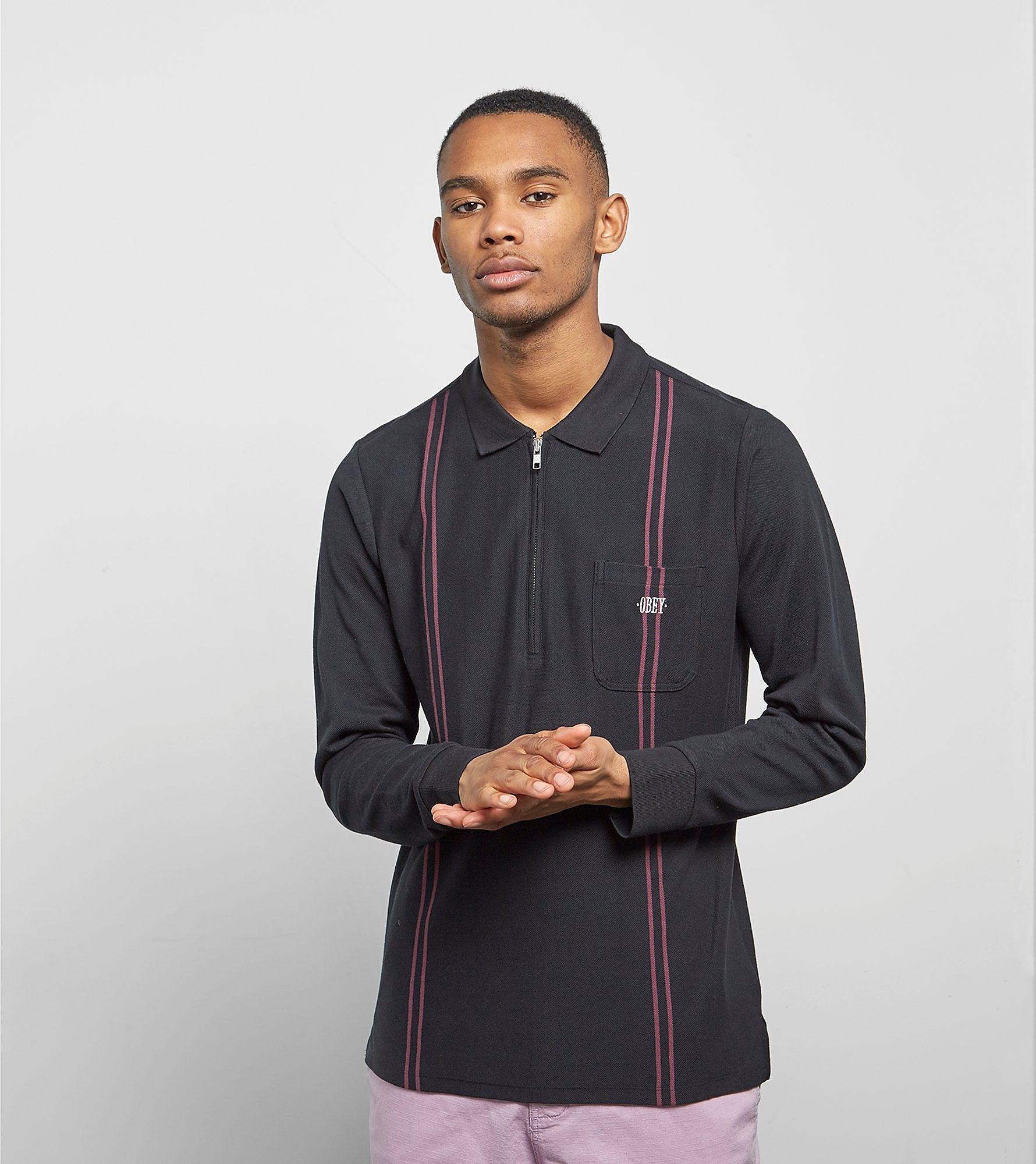 Obey Sidestep Polo Shirt