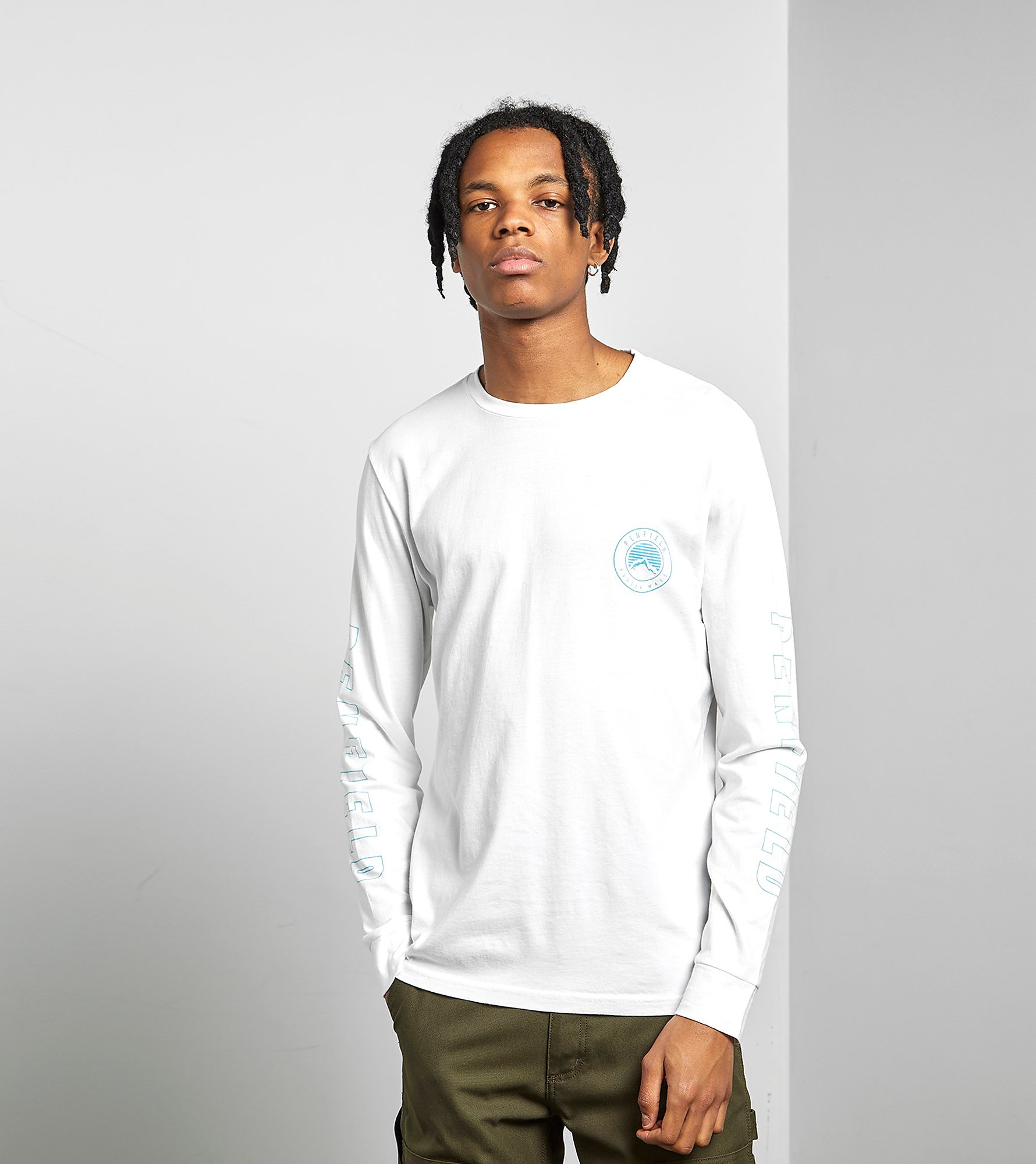 Penfield Aloka Long Sleeved T-Shirt