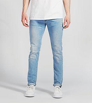 Edwin ED-85 Slim Tapered Low Crotch Jeans 'Night Blue'