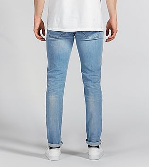Edwin ED-85 Slim Tapered Low Crotch Jeans 'Night Blue'