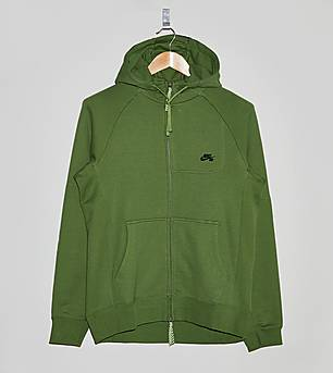 Nike SB Everett Graphic Full-Zip Hoody