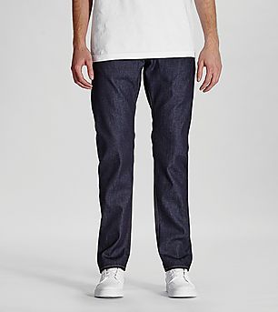 Edwin ED 55 Compact Tapered Used Denim Jeans