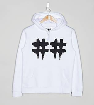 BEEN TRILL Double Hashtag Hoody