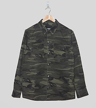 Wemoto Merton Long-Sleeved Shirt