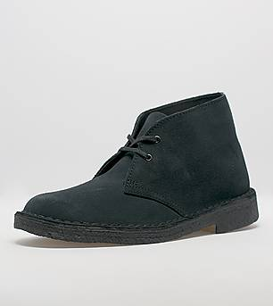 Clarks Originals Desert Boot 'Navy' Women's