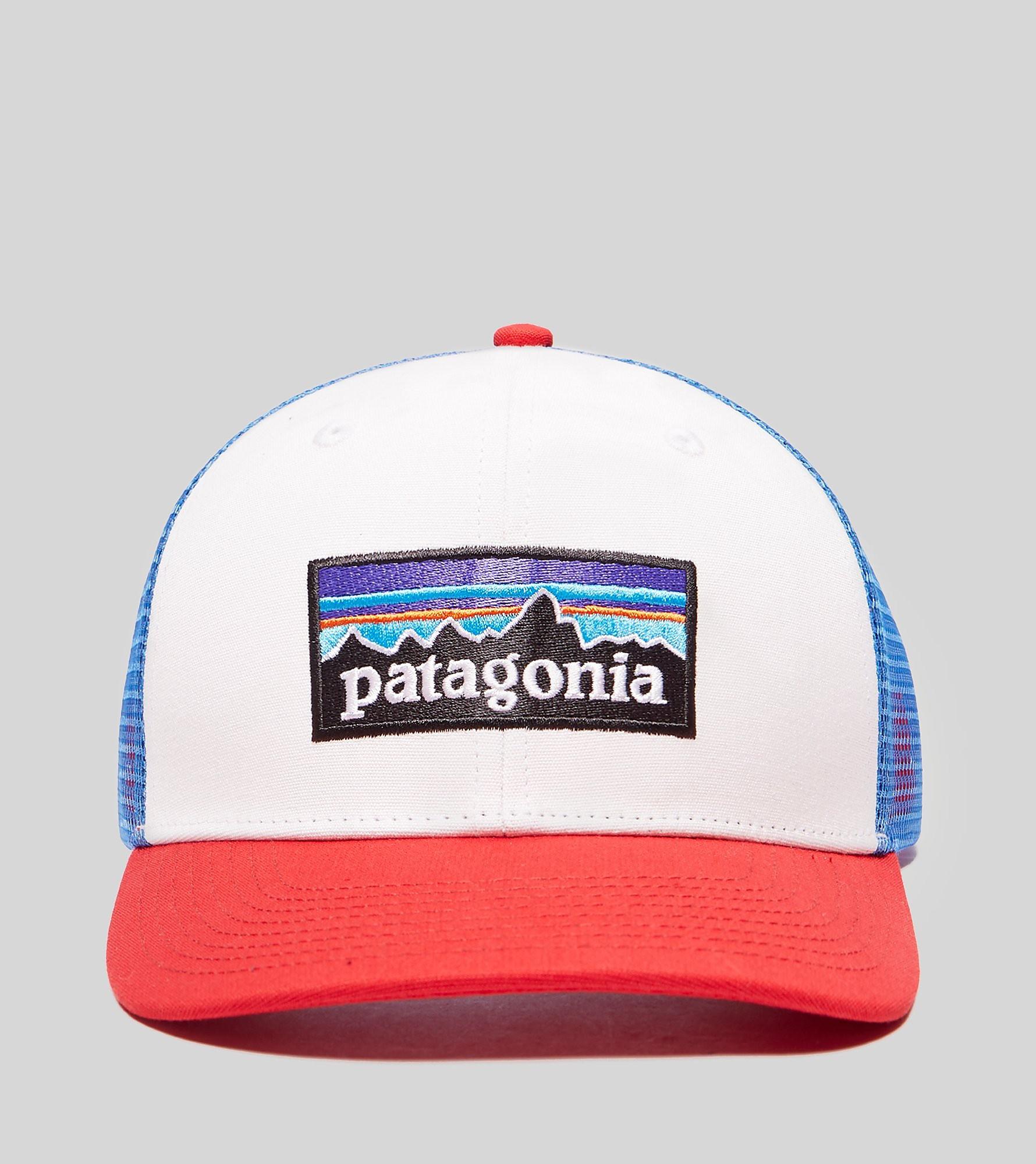 Patagonia Casquette P-6 Logo Trucker