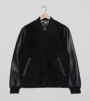 Schott LC 5712 Leather Bomber Jacket
