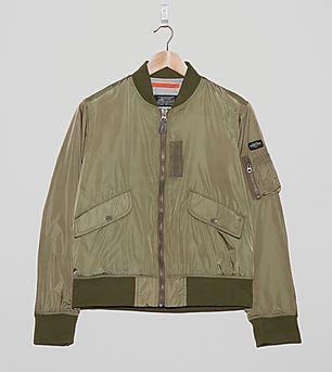 Schott Fairfield Bomber Jacket